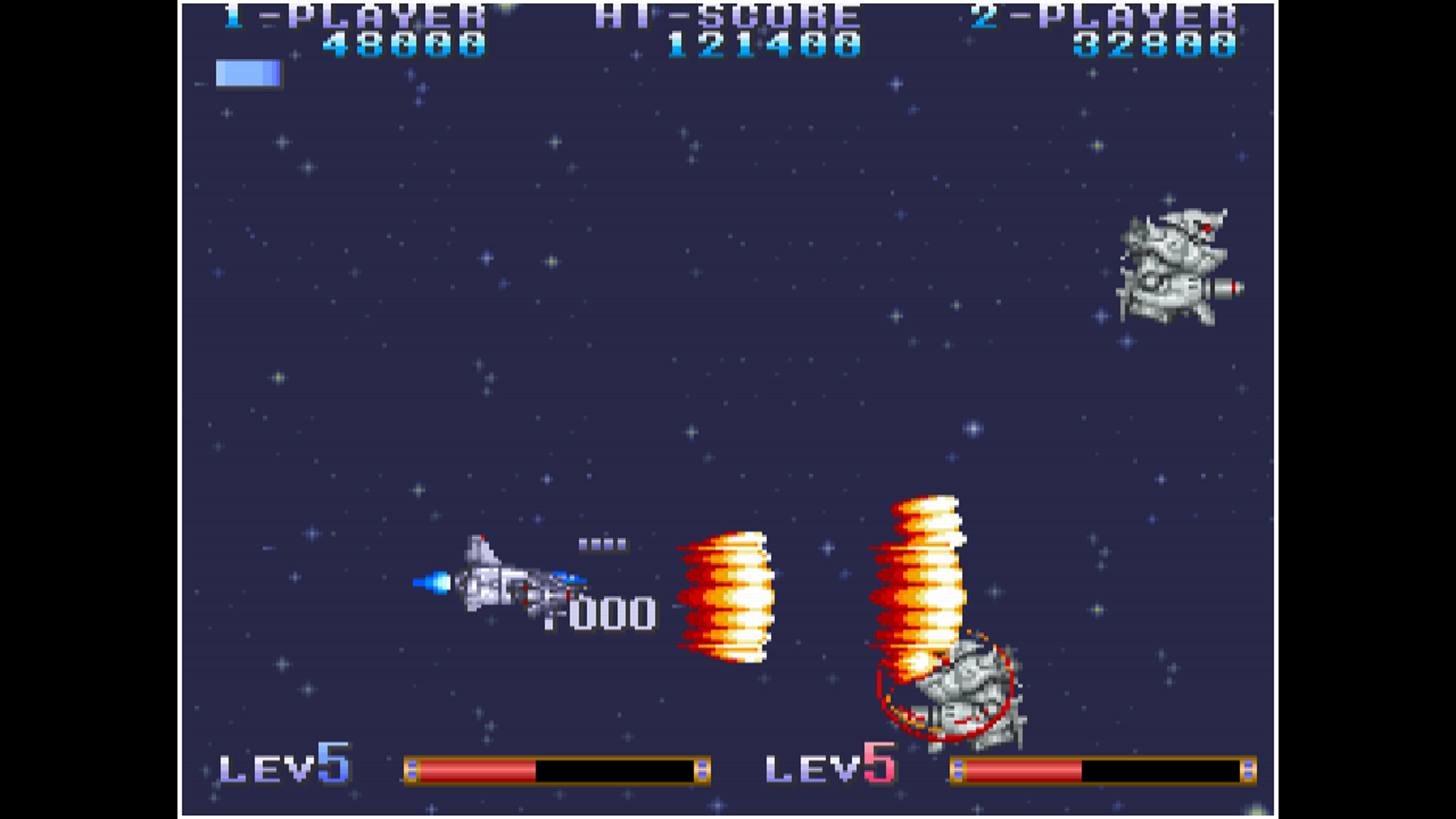 Скриншот №10 к Arcade Archives EARTH DEFENSE FORCE