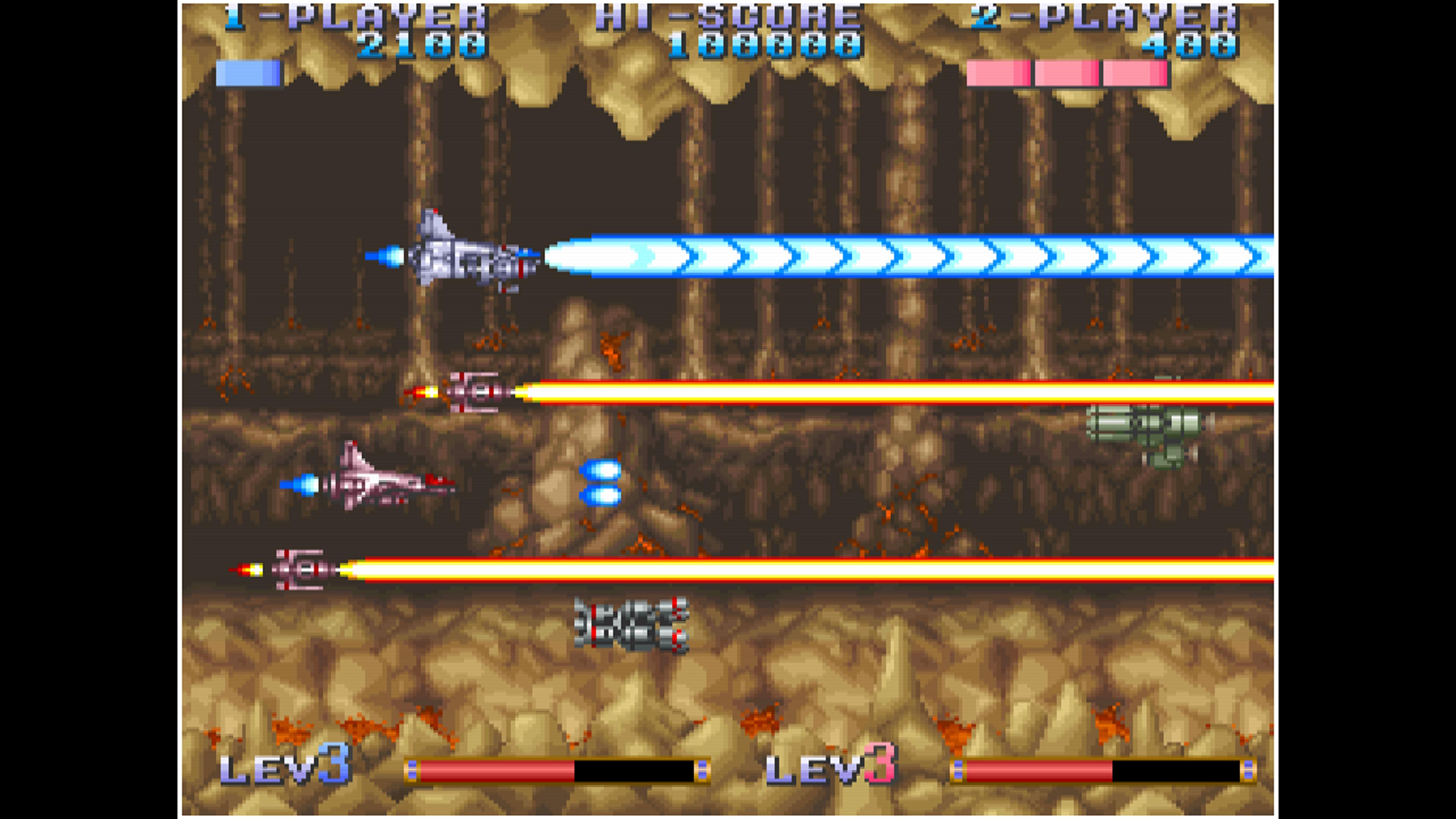 Скриншот №6 к Arcade Archives EARTH DEFENSE FORCE