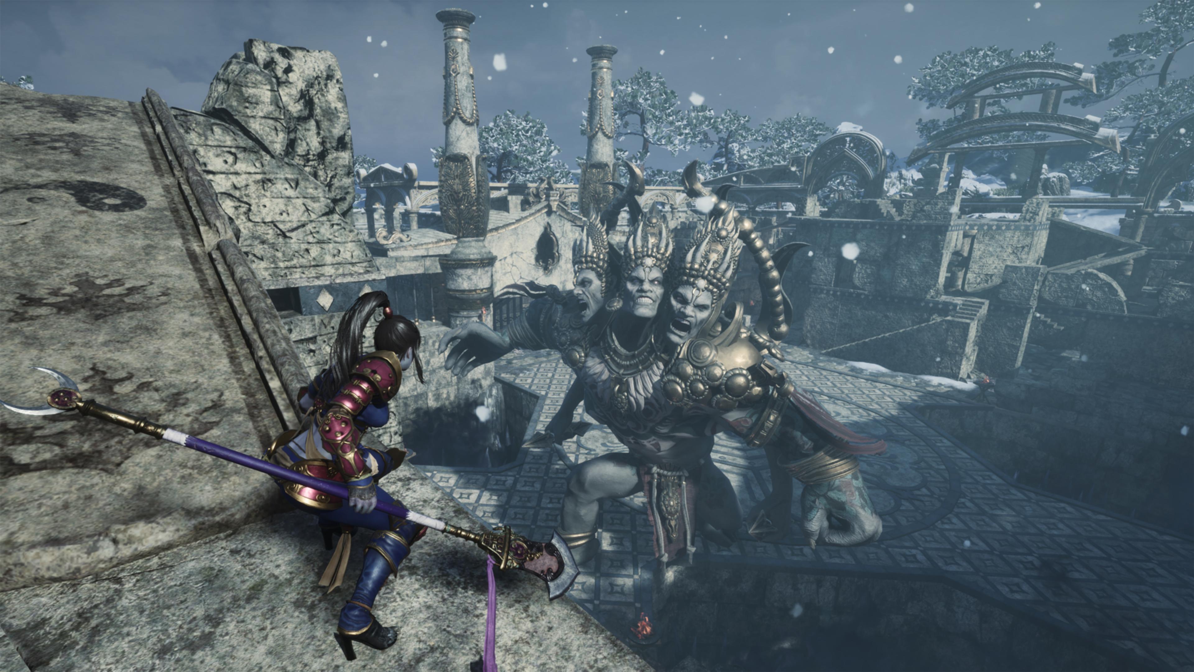 Скриншот №2 к Hunters Arena Legends