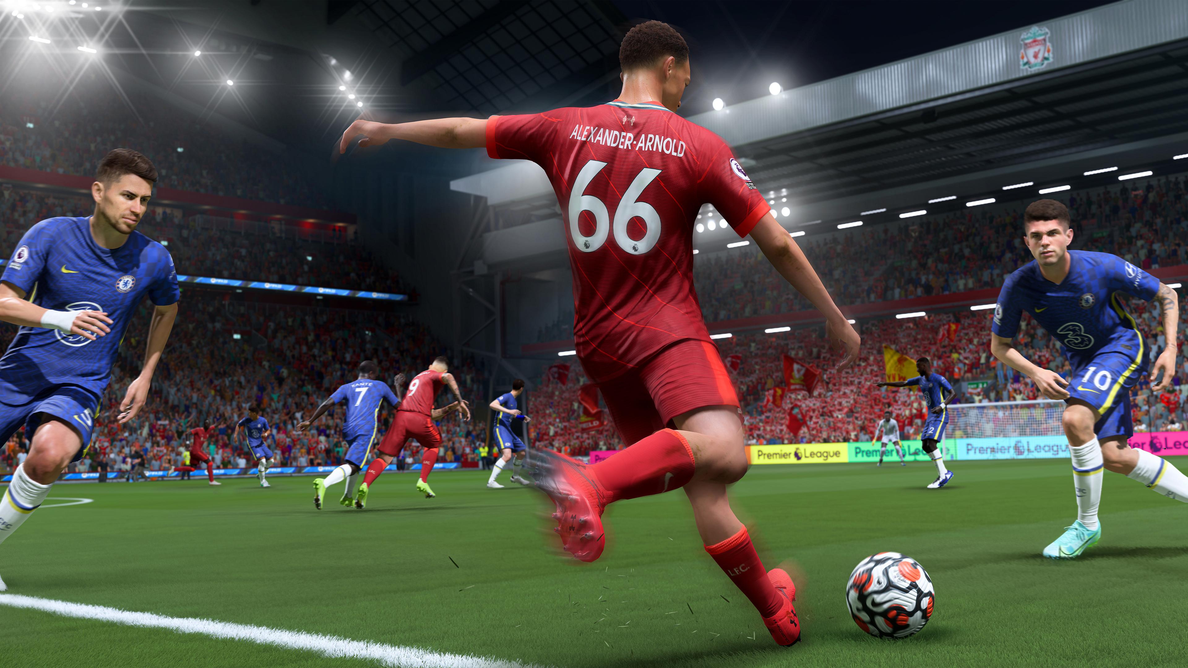 Скриншот №2 к Стандартное издание FIFA 22 PS5