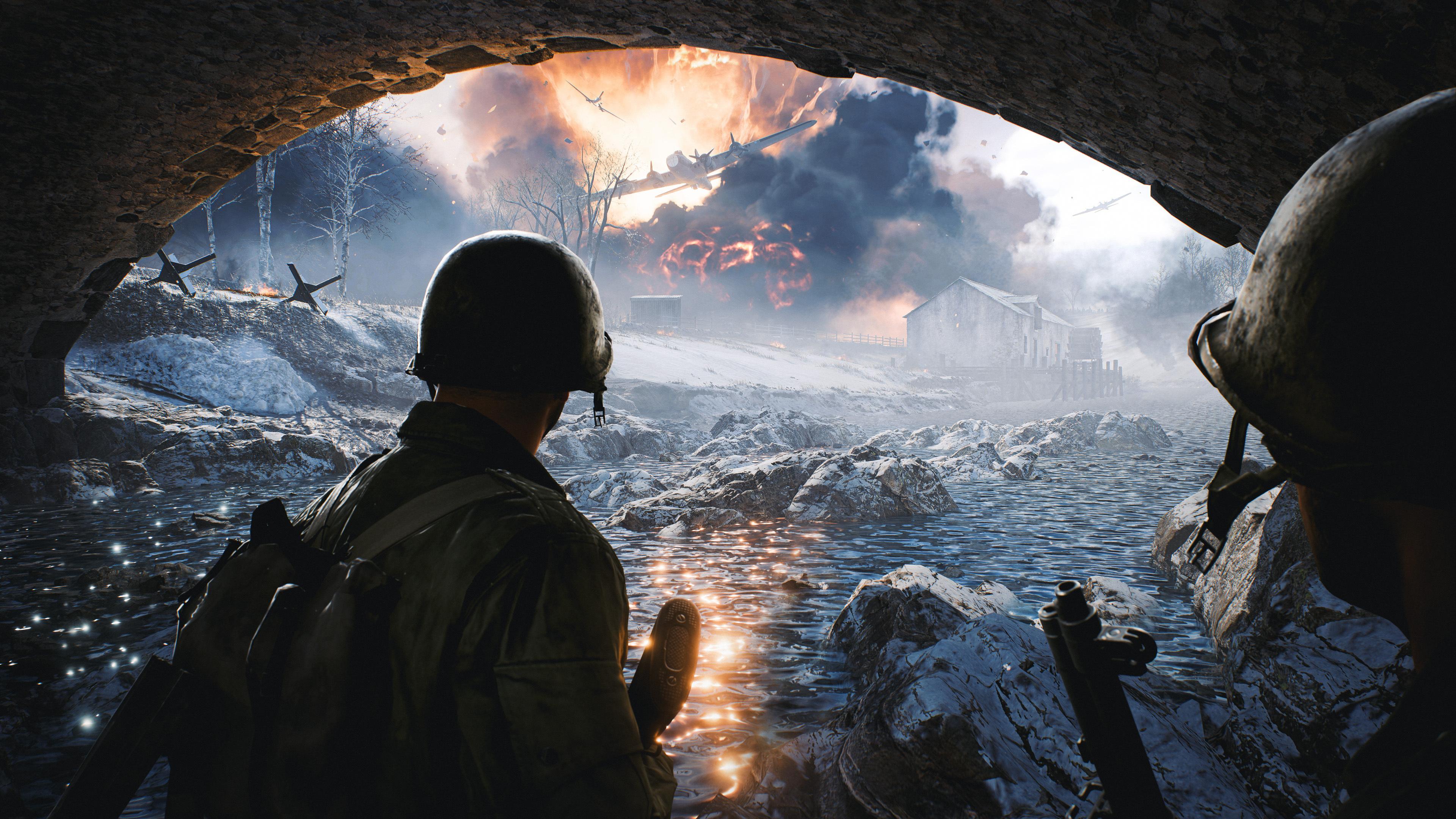Скриншот №7 к Battlefield 2042 для PS4