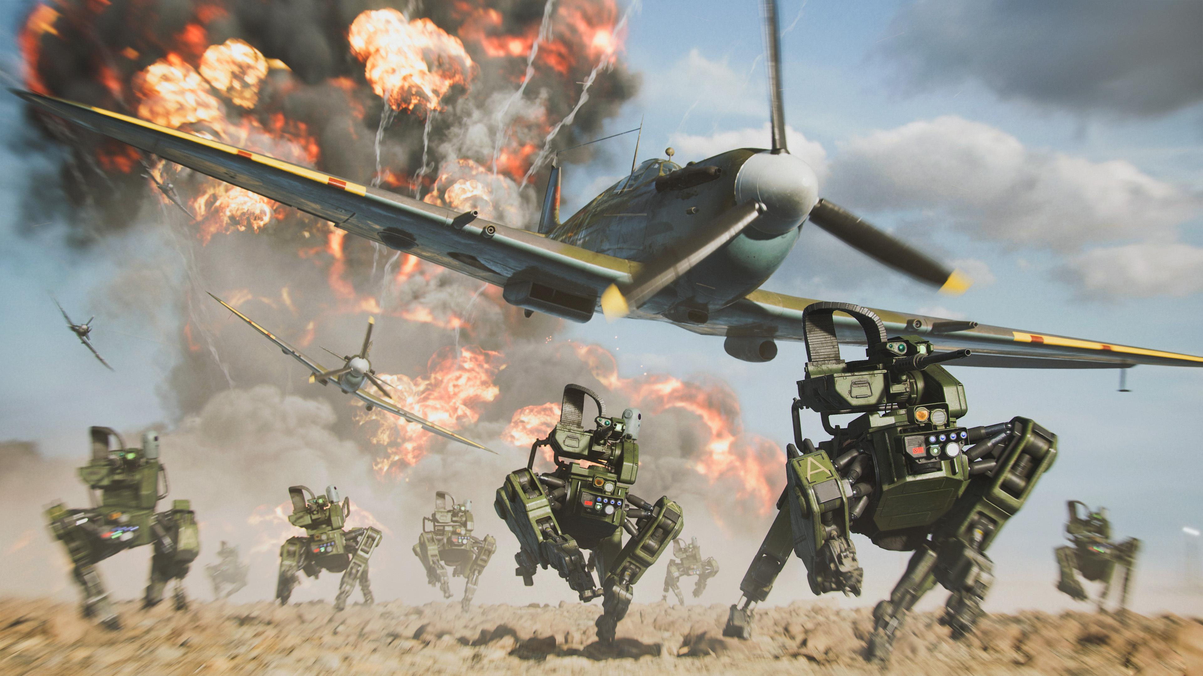 Скриншот №6 к Battlefield 2042 для PS4