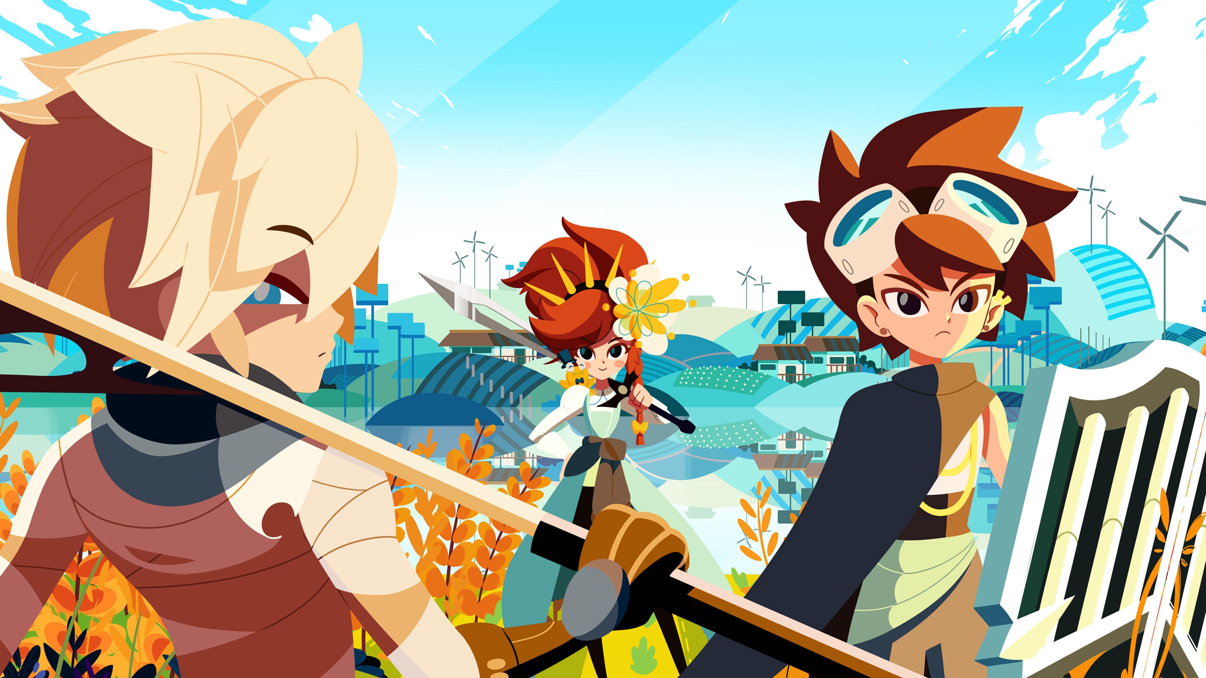 Скриншот №7 к Cris Tales