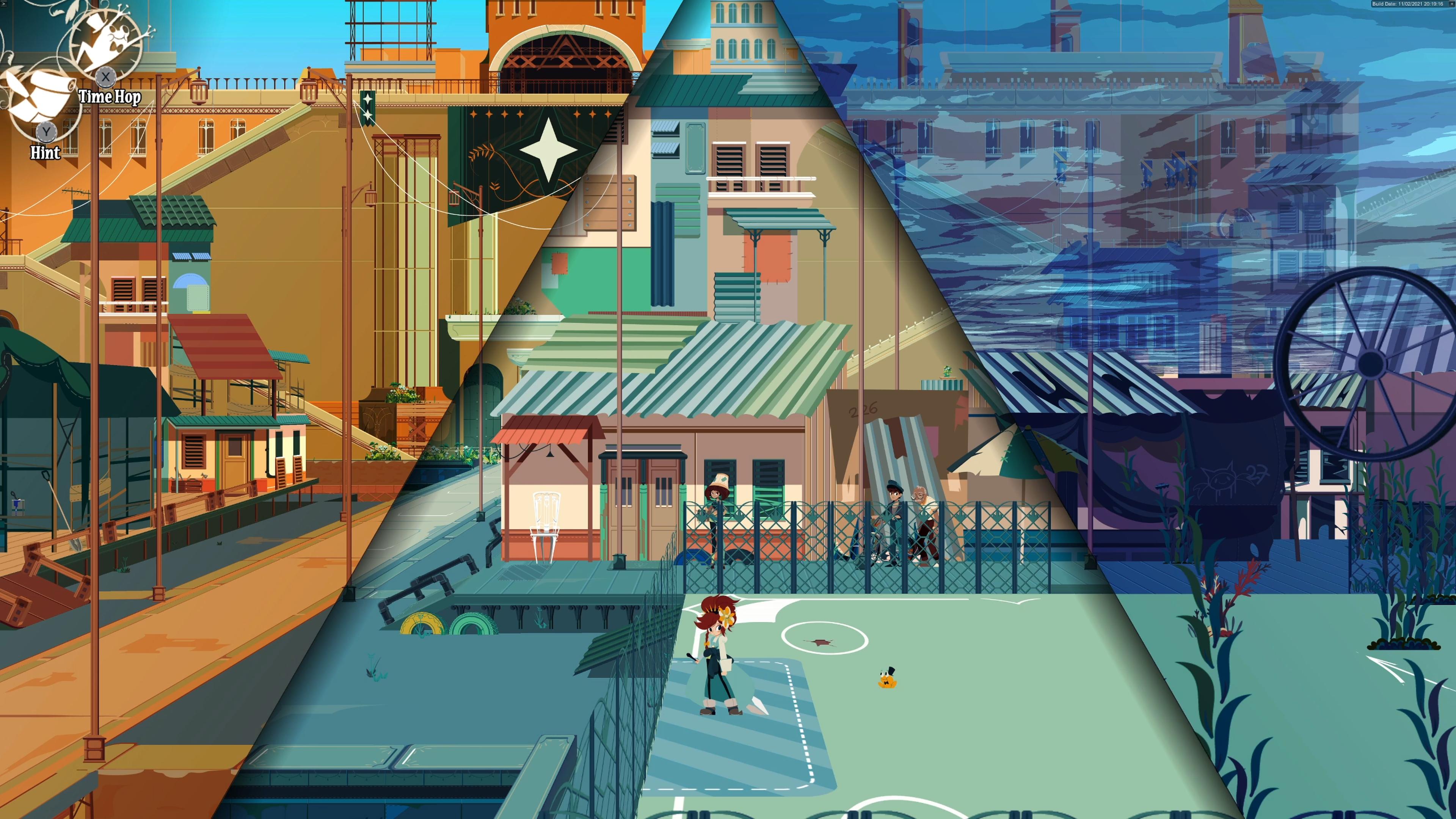 Скриншот №3 к Cris Tales