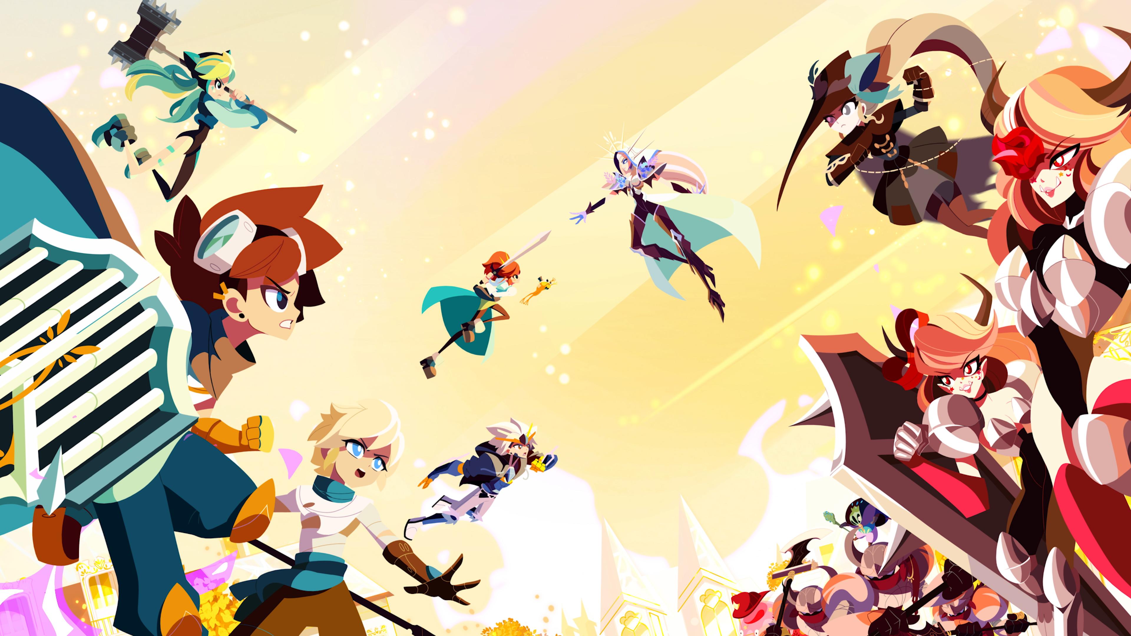 Скриншот №2 к Cris Tales