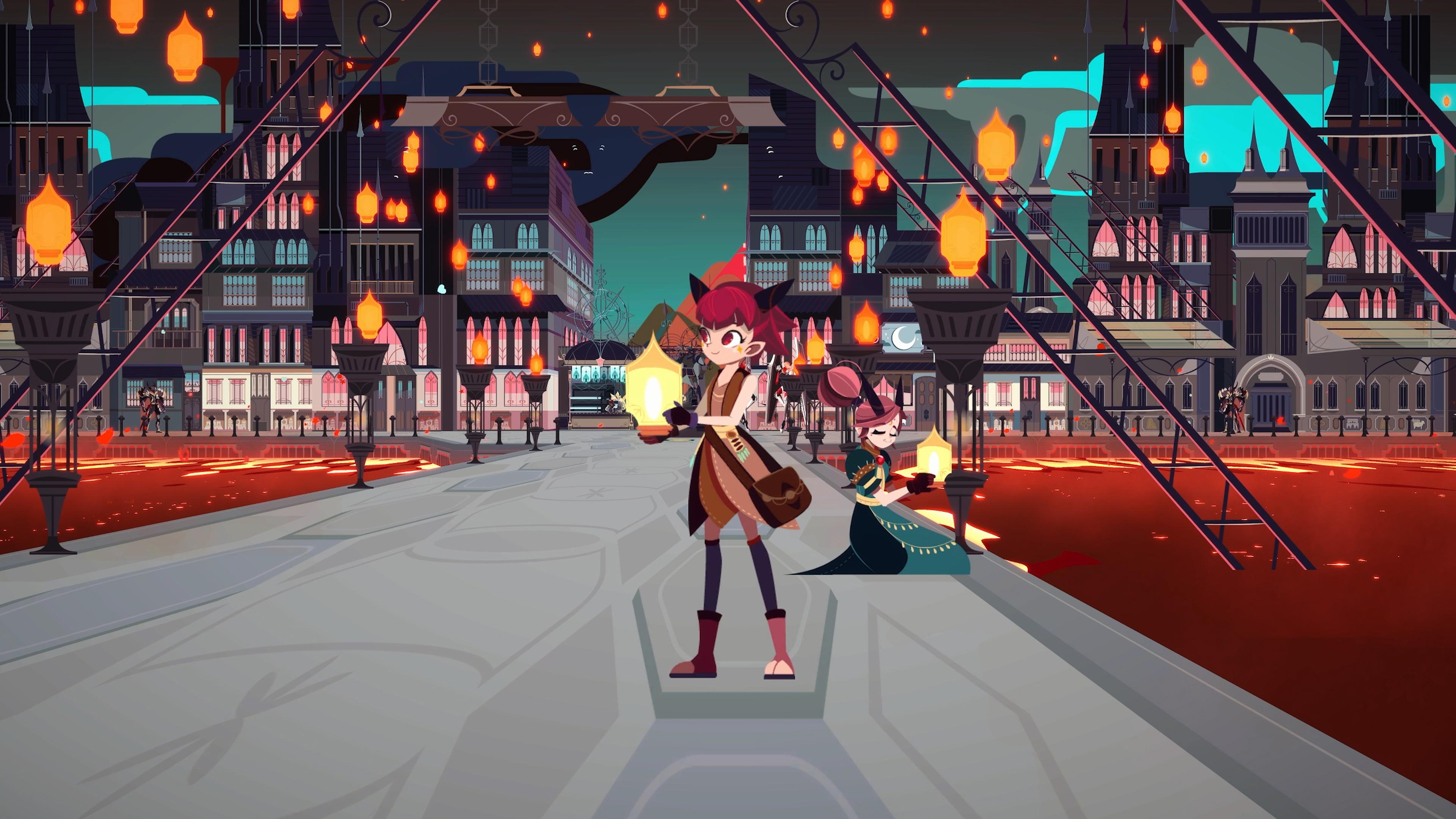 Скриншот №1 к Cris Tales