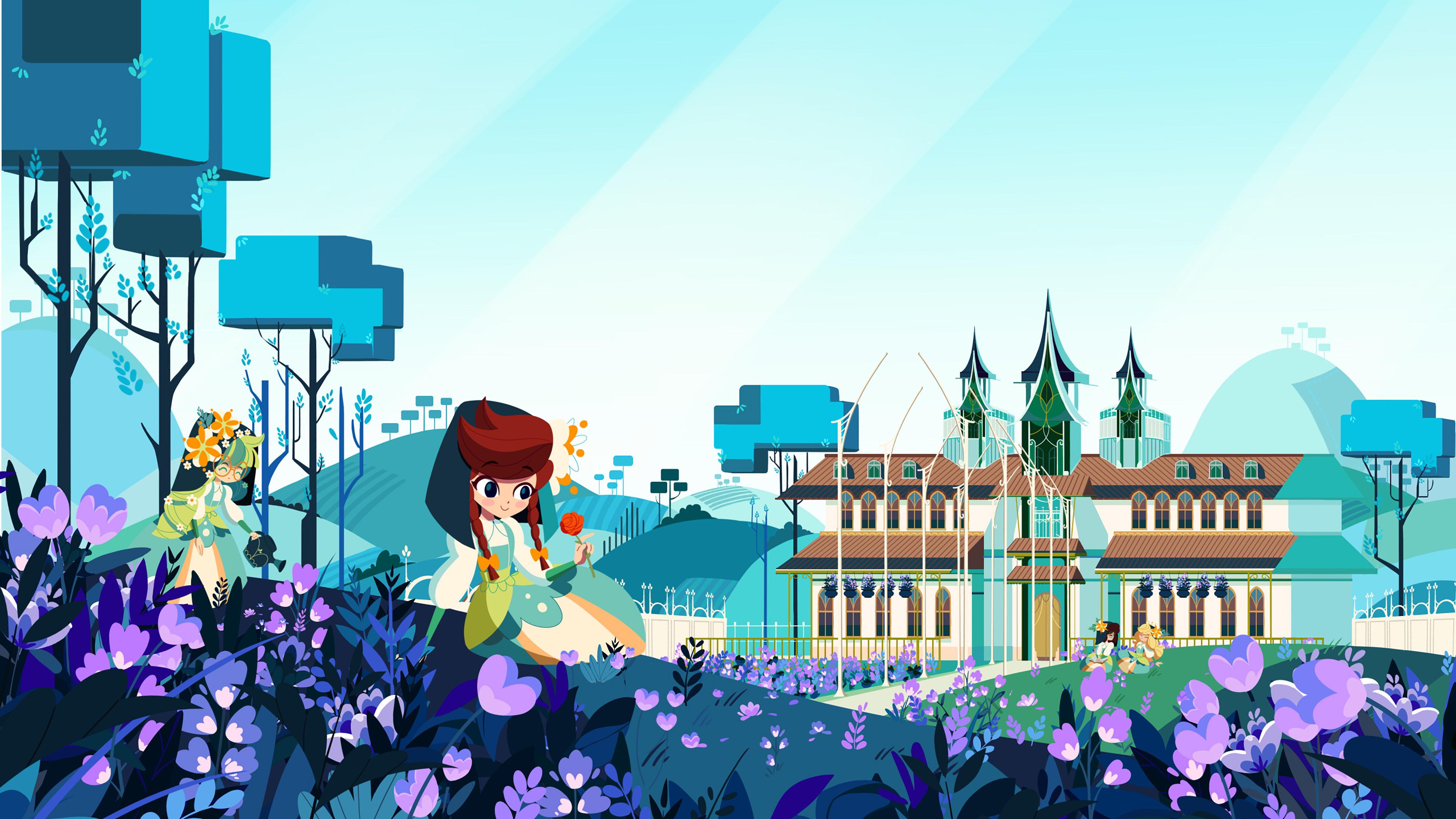 Скриншот №6 к Cris Tales