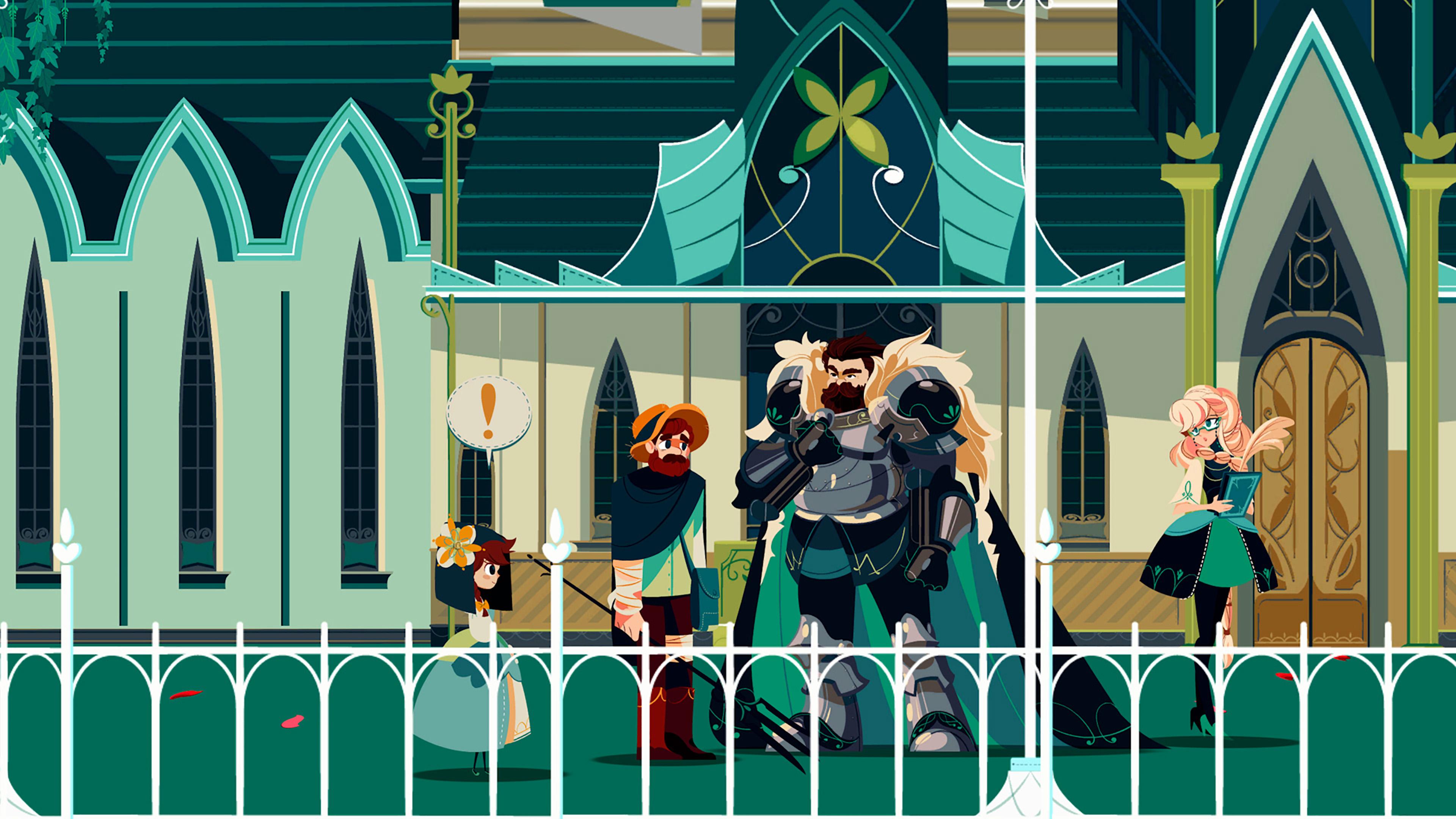Скриншот №8 к Cris Tales