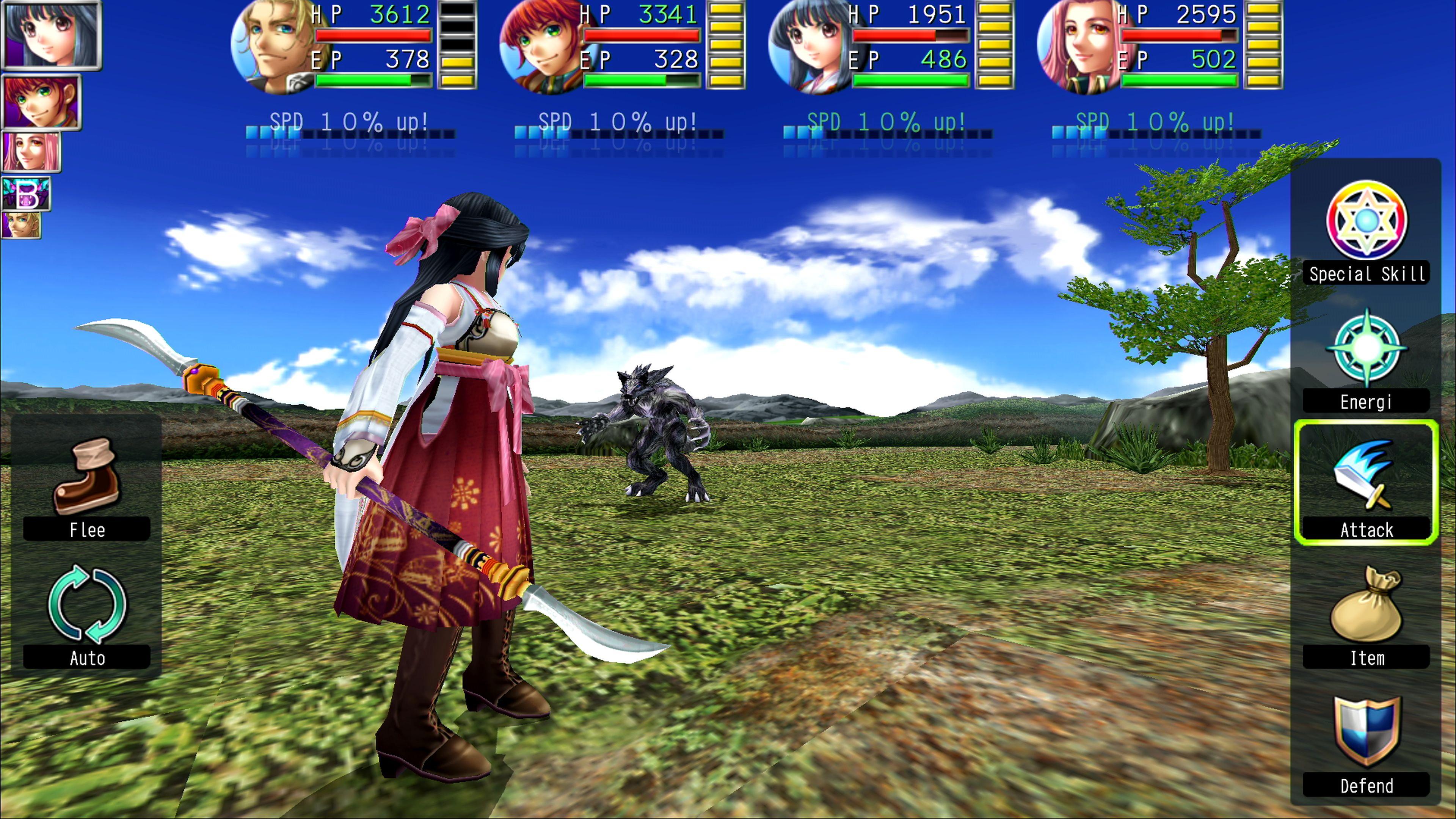 Скриншот №3 к Alphadia Genesis 2