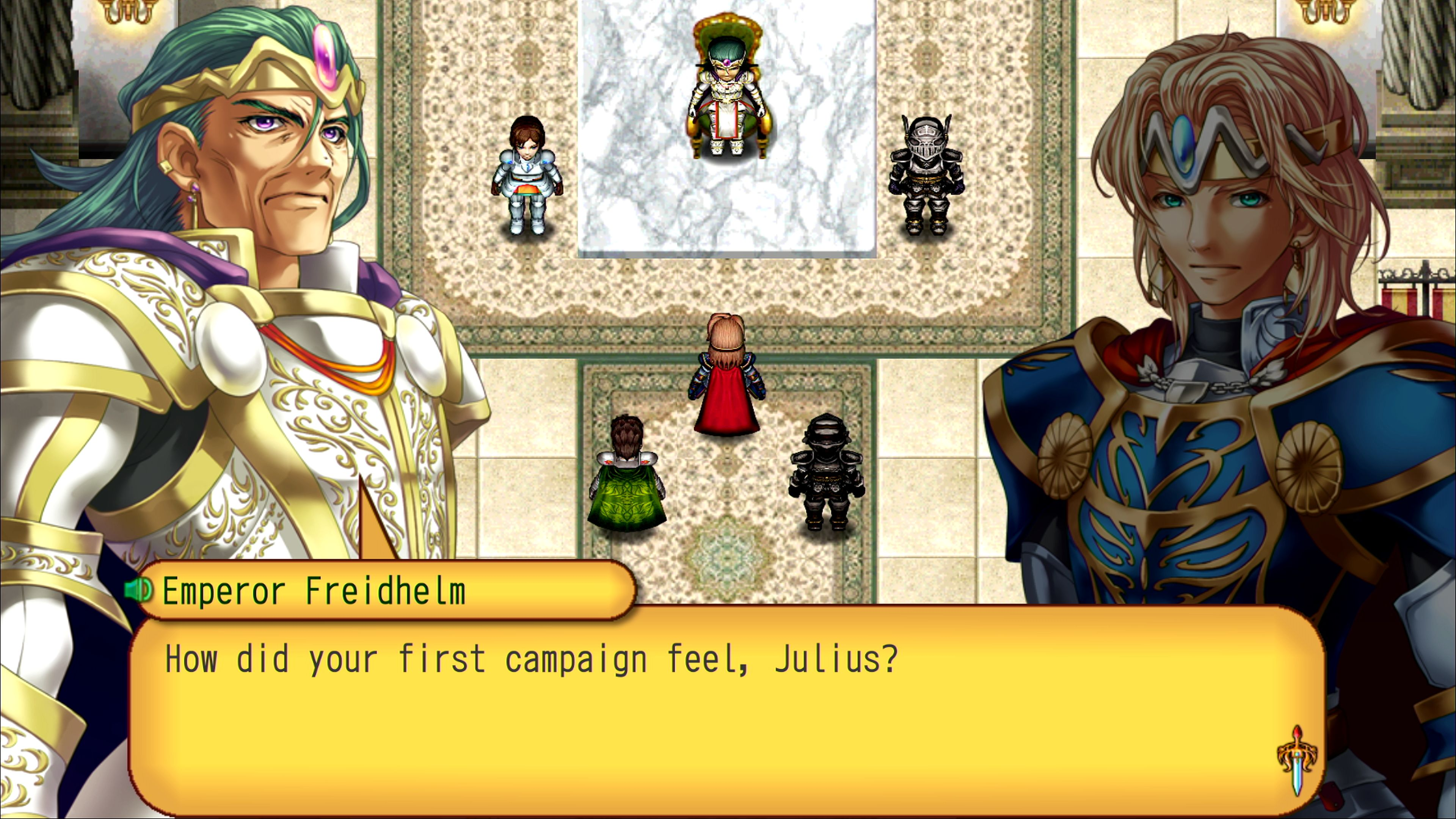 Скриншот №2 к Alphadia Genesis 2