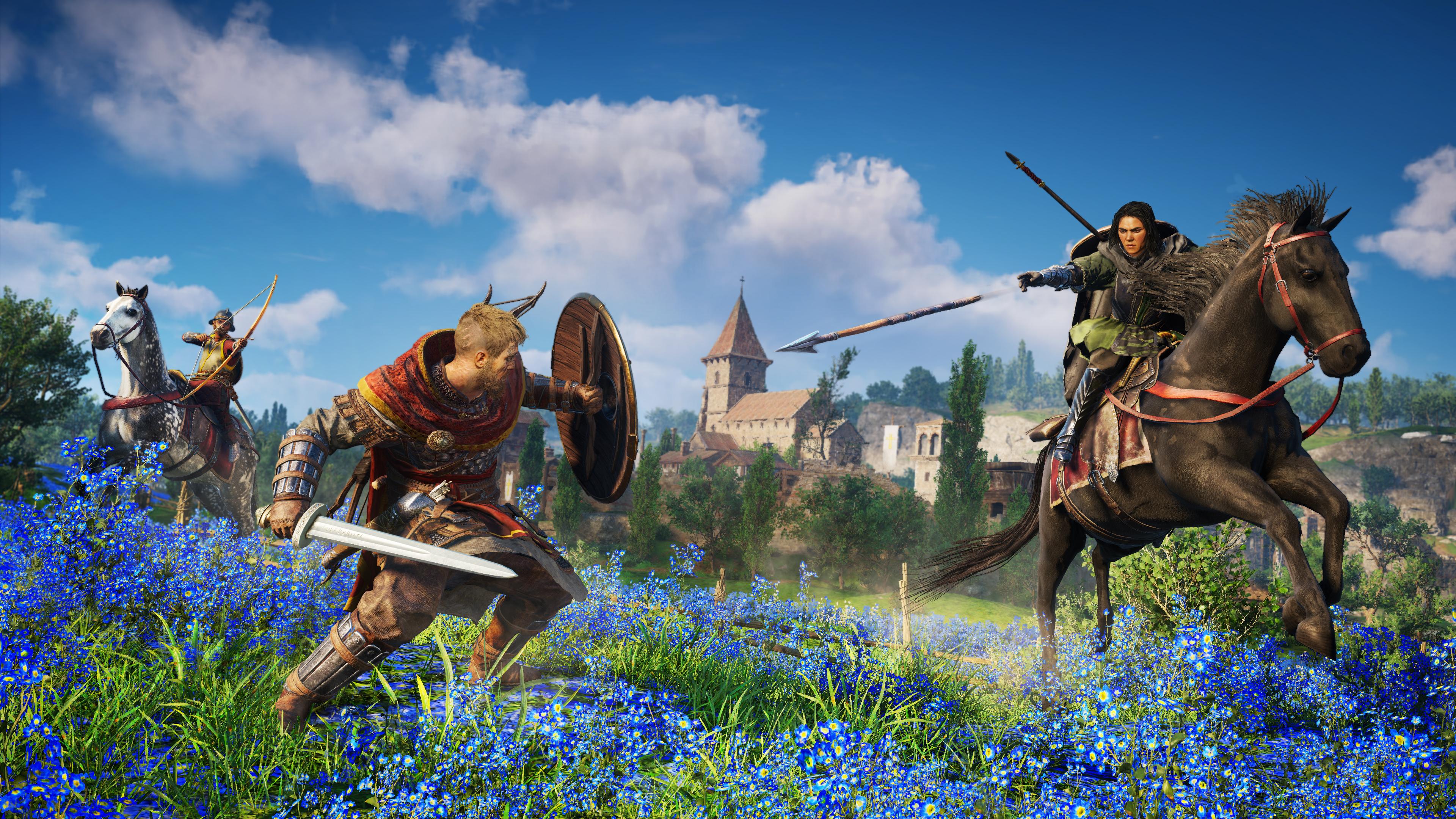 Скриншот №7 к Assassins Creed Вальгалла - Осада Парижа