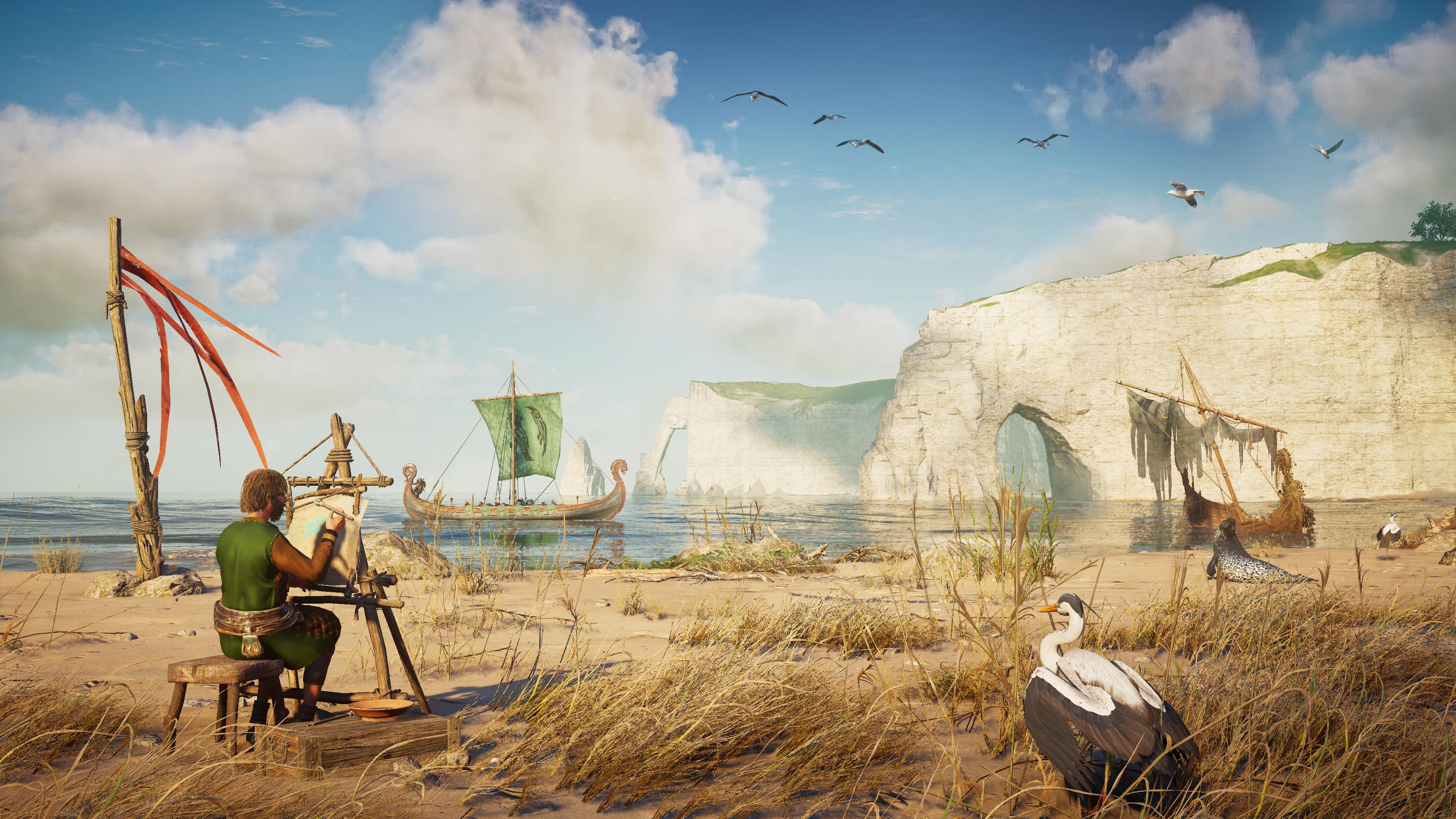 Скриншот №4 к Assassins Creed Вальгалла - Осада Парижа