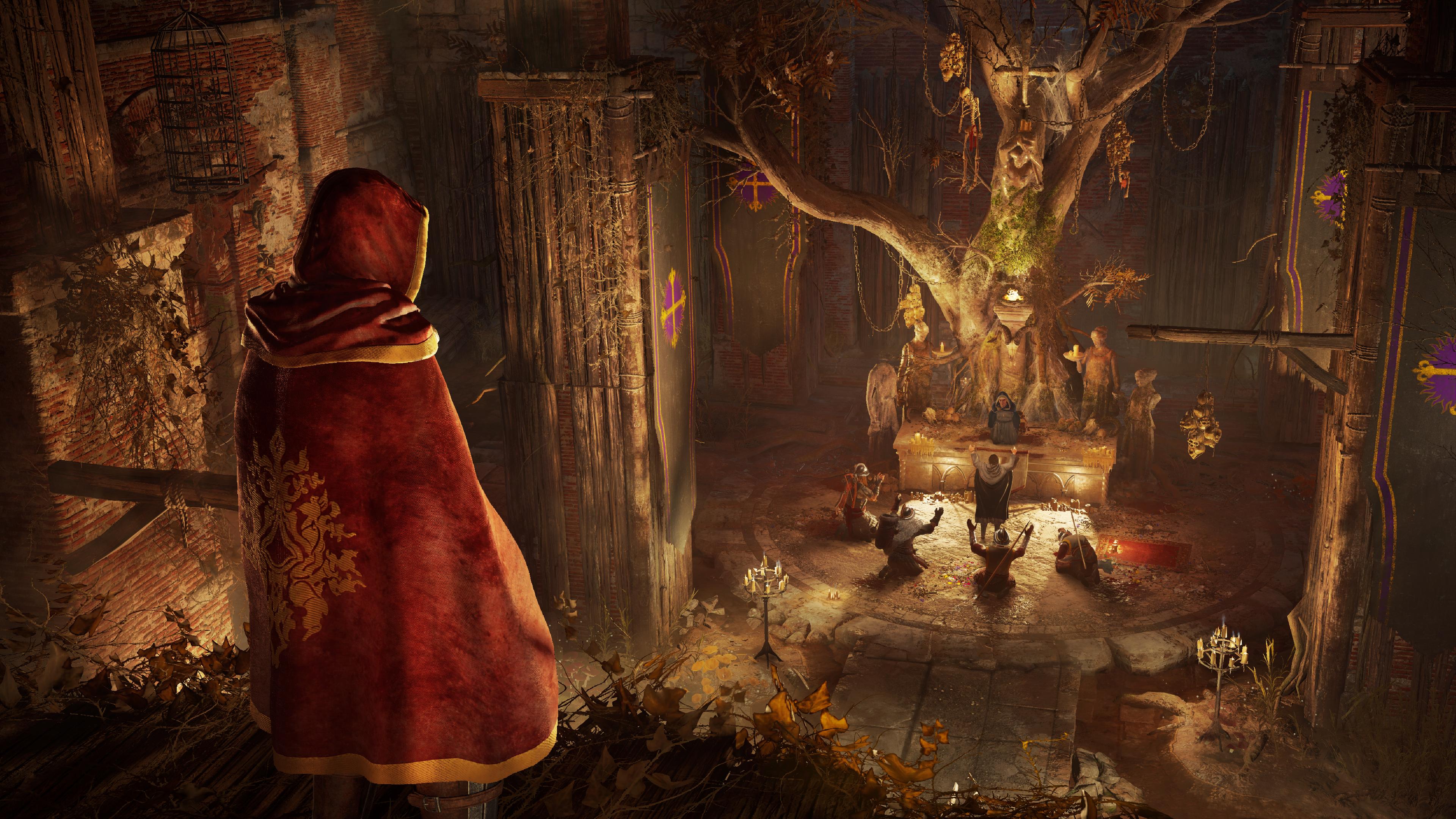Скриншот №3 к Assassins Creed Вальгалла - Осада Парижа