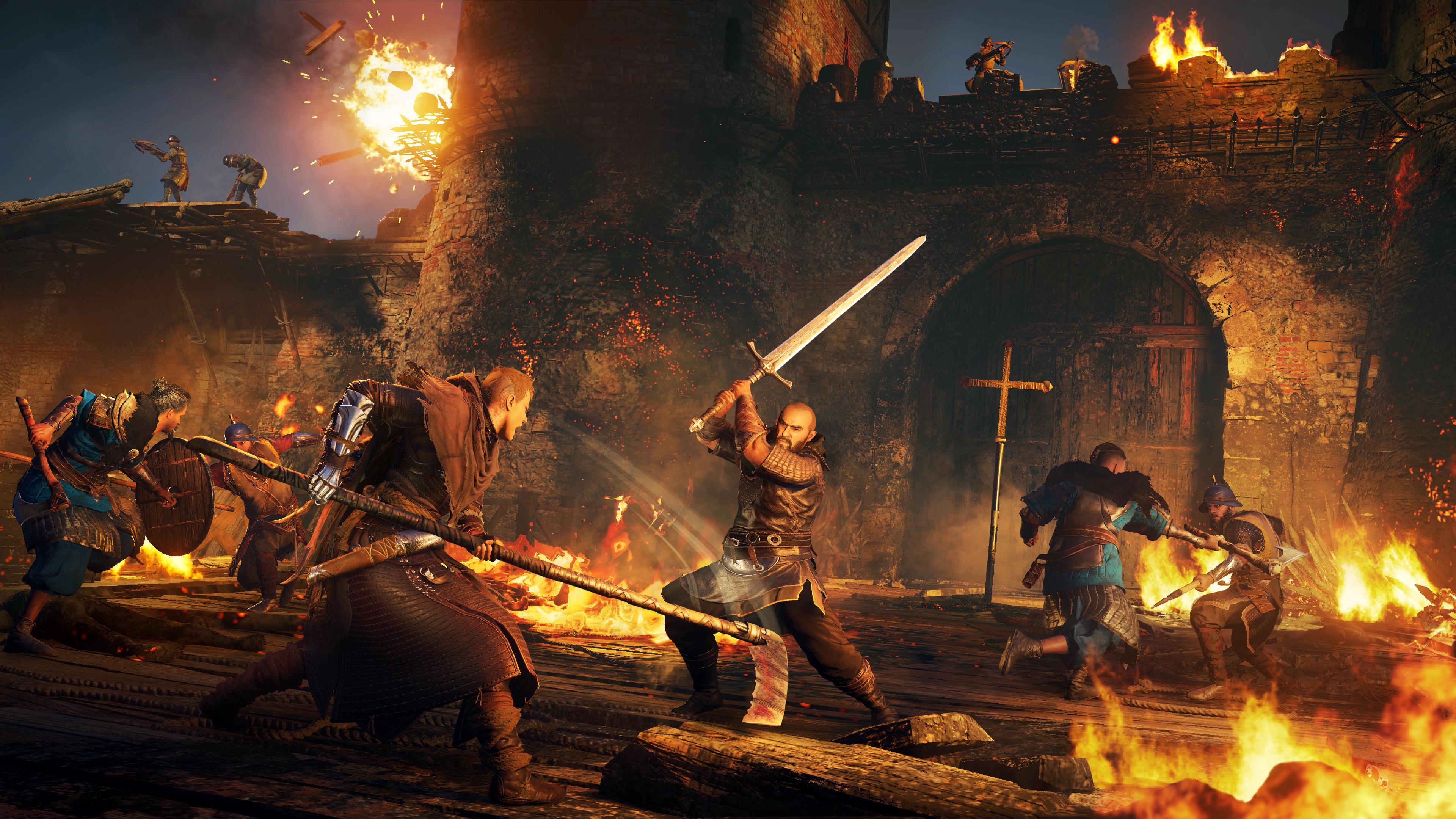 Скриншот №5 к Assassins Creed Вальгалла - Осада Парижа