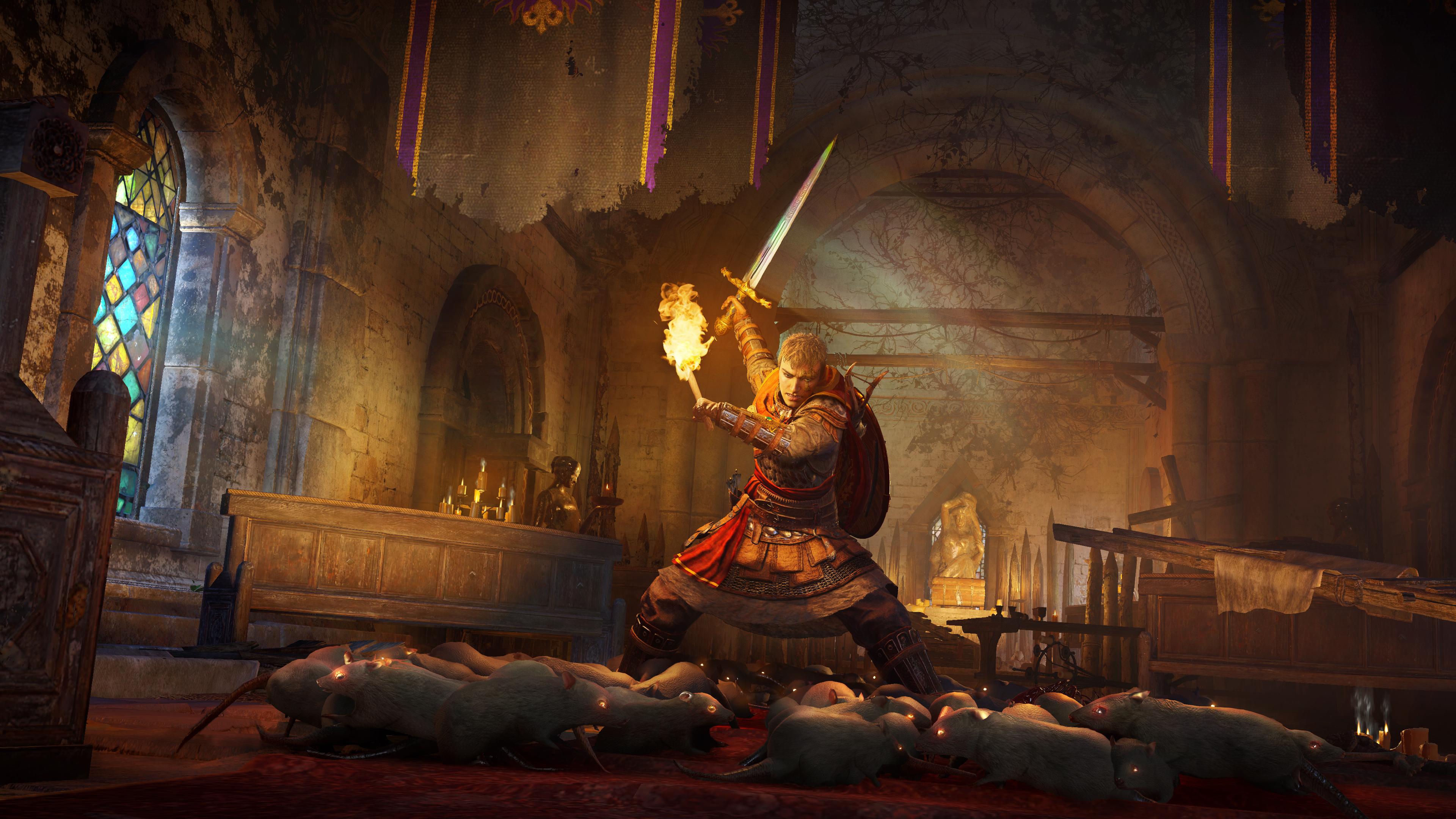 Скриншот №2 к Assassins Creed Вальгалла - Осада Парижа