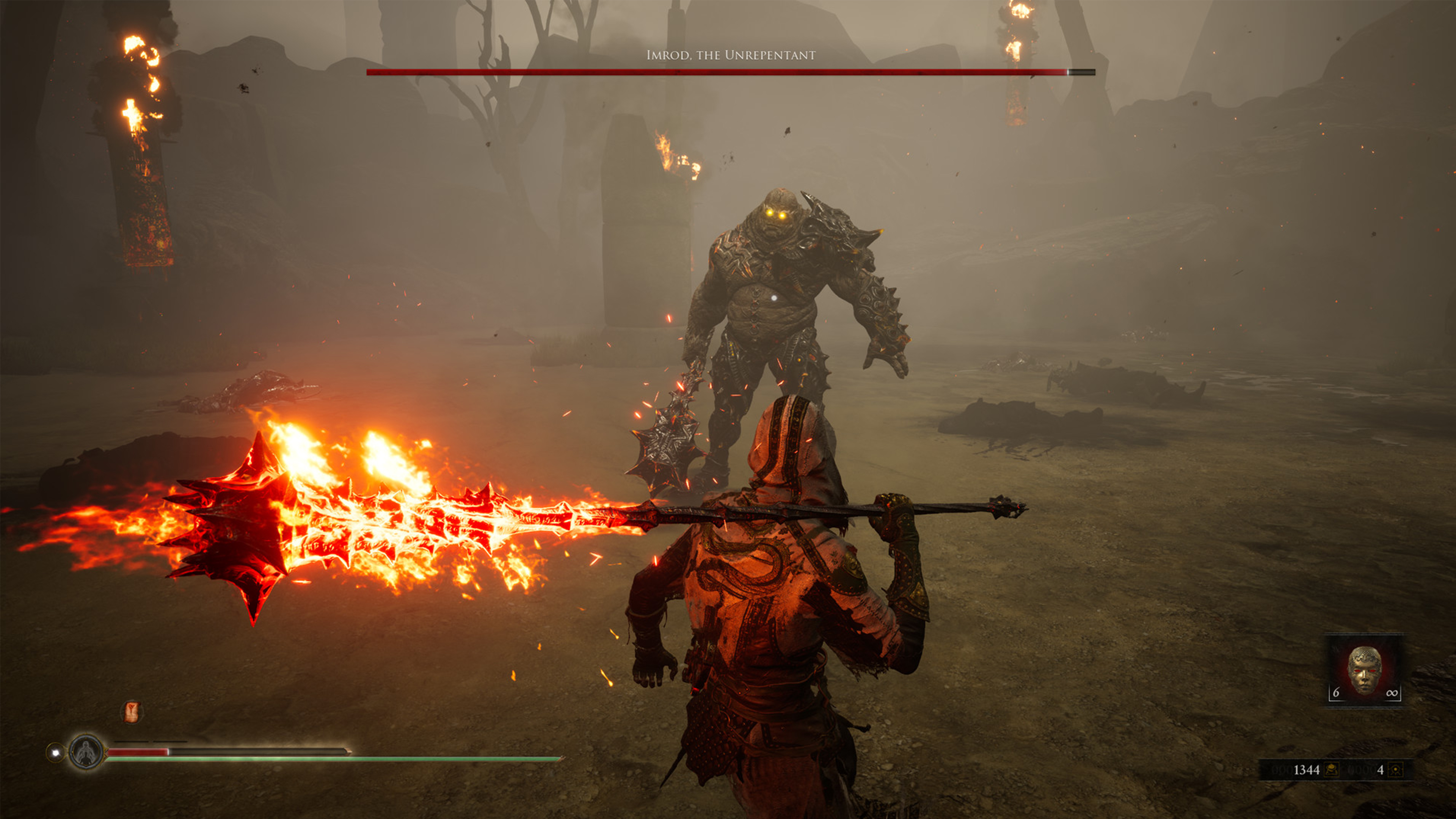 Скриншот №5 к Mortal Shell Enhanced Edition