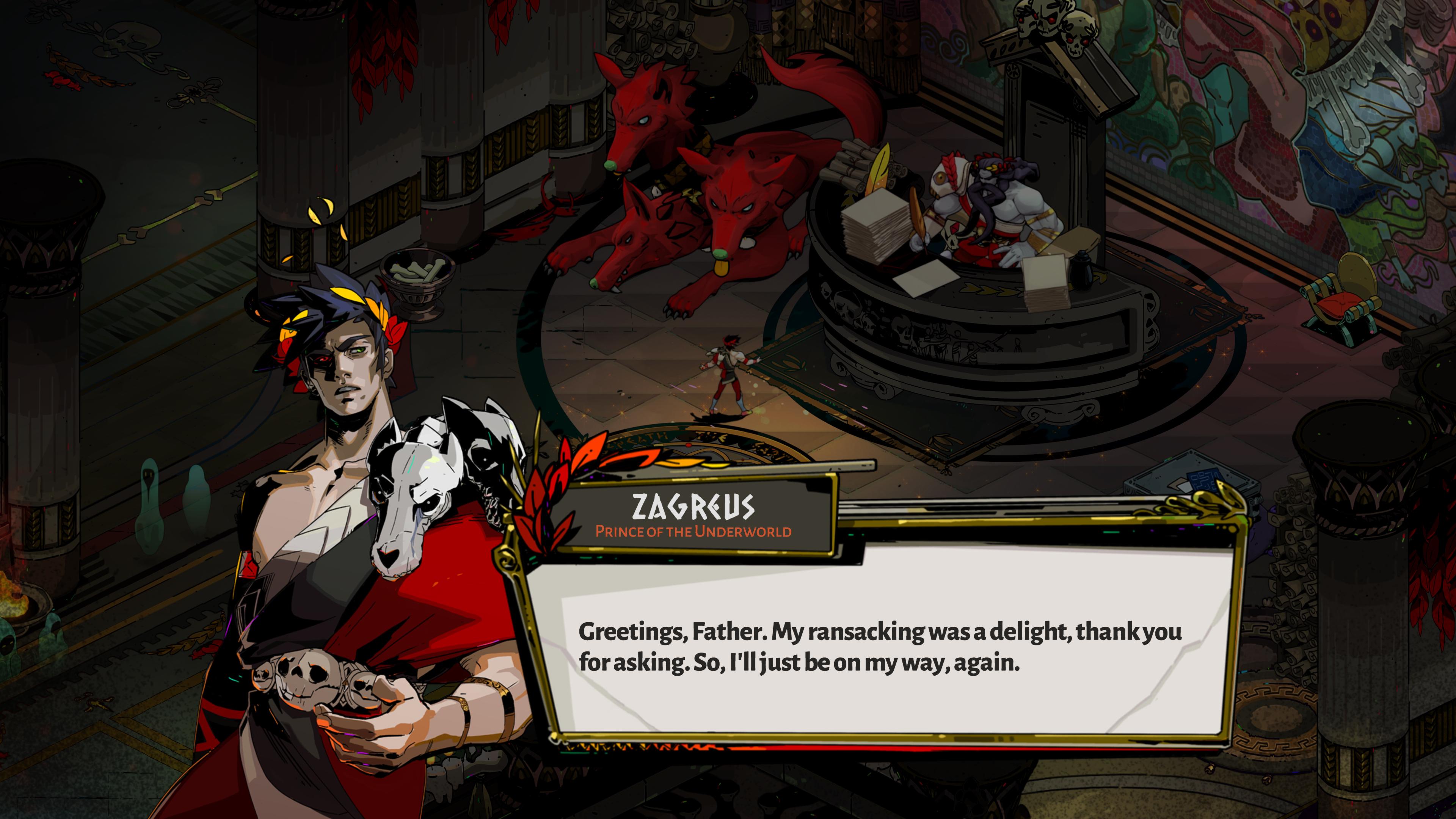 Скриншот №6 к Hades