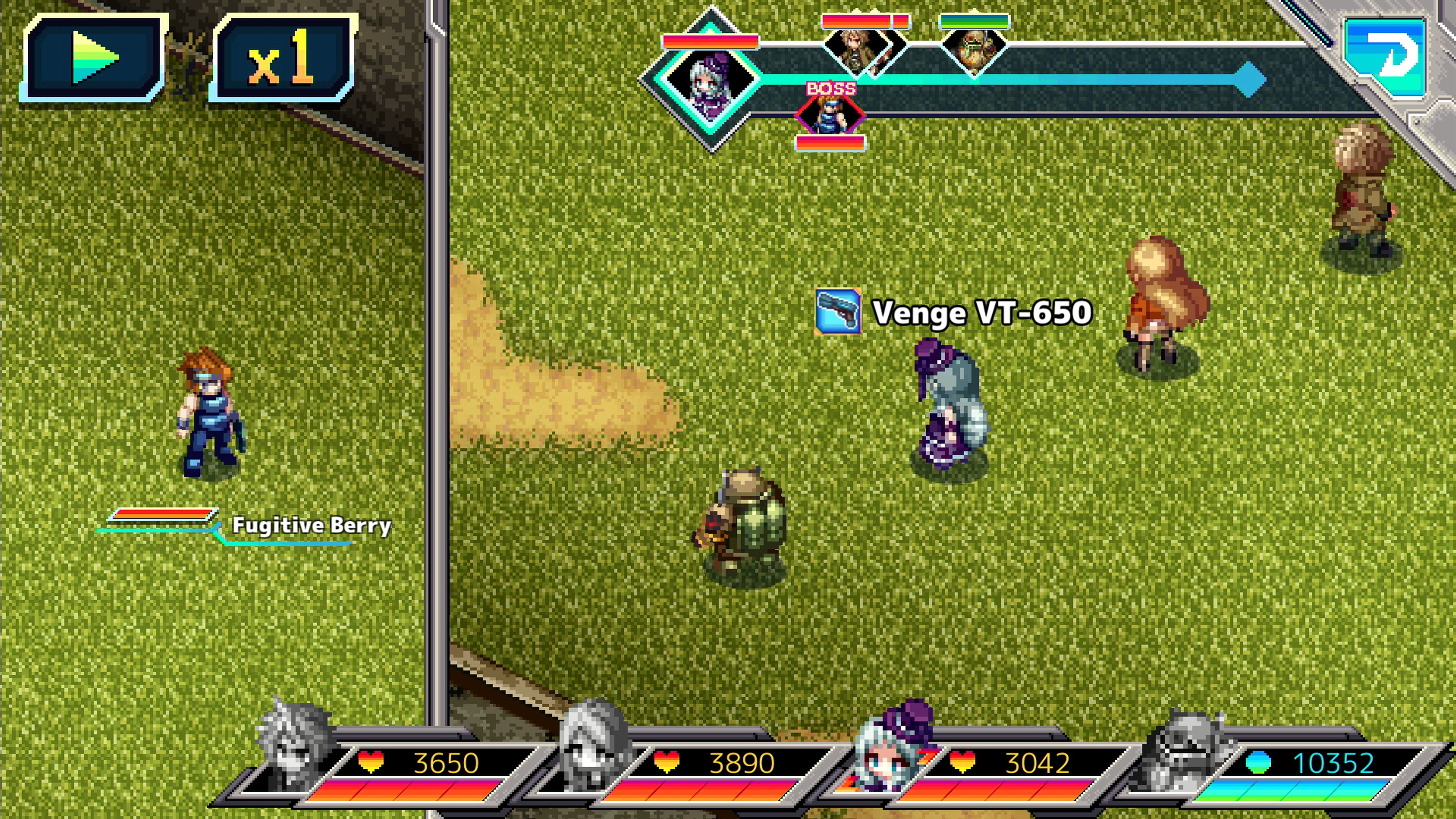 Скриншот №1 к Armed Emeth