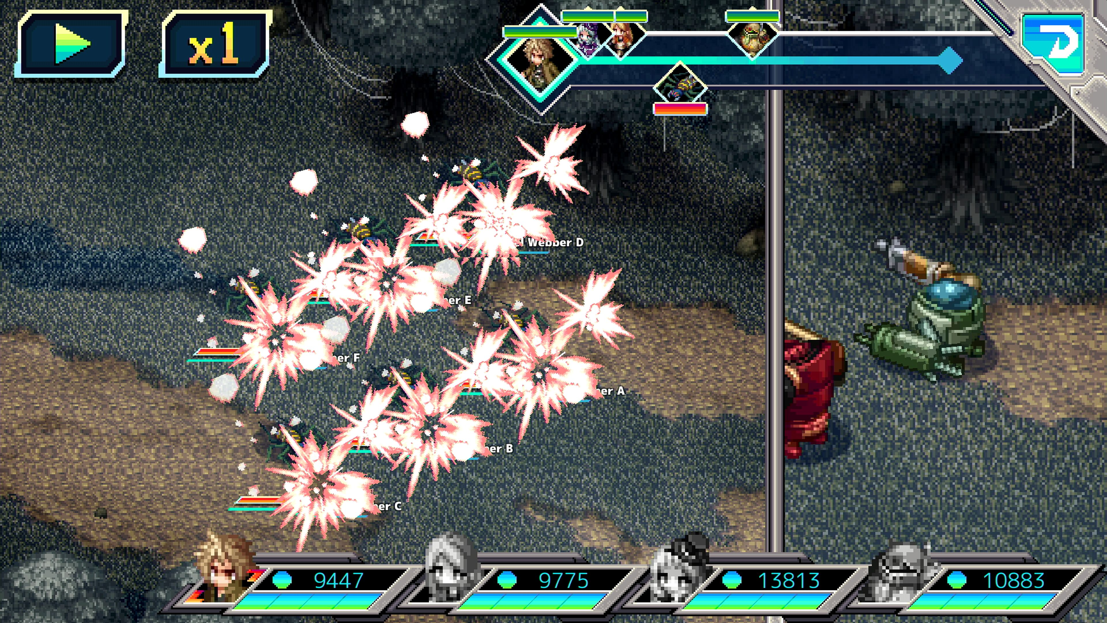 Скриншот №2 к Armed Emeth
