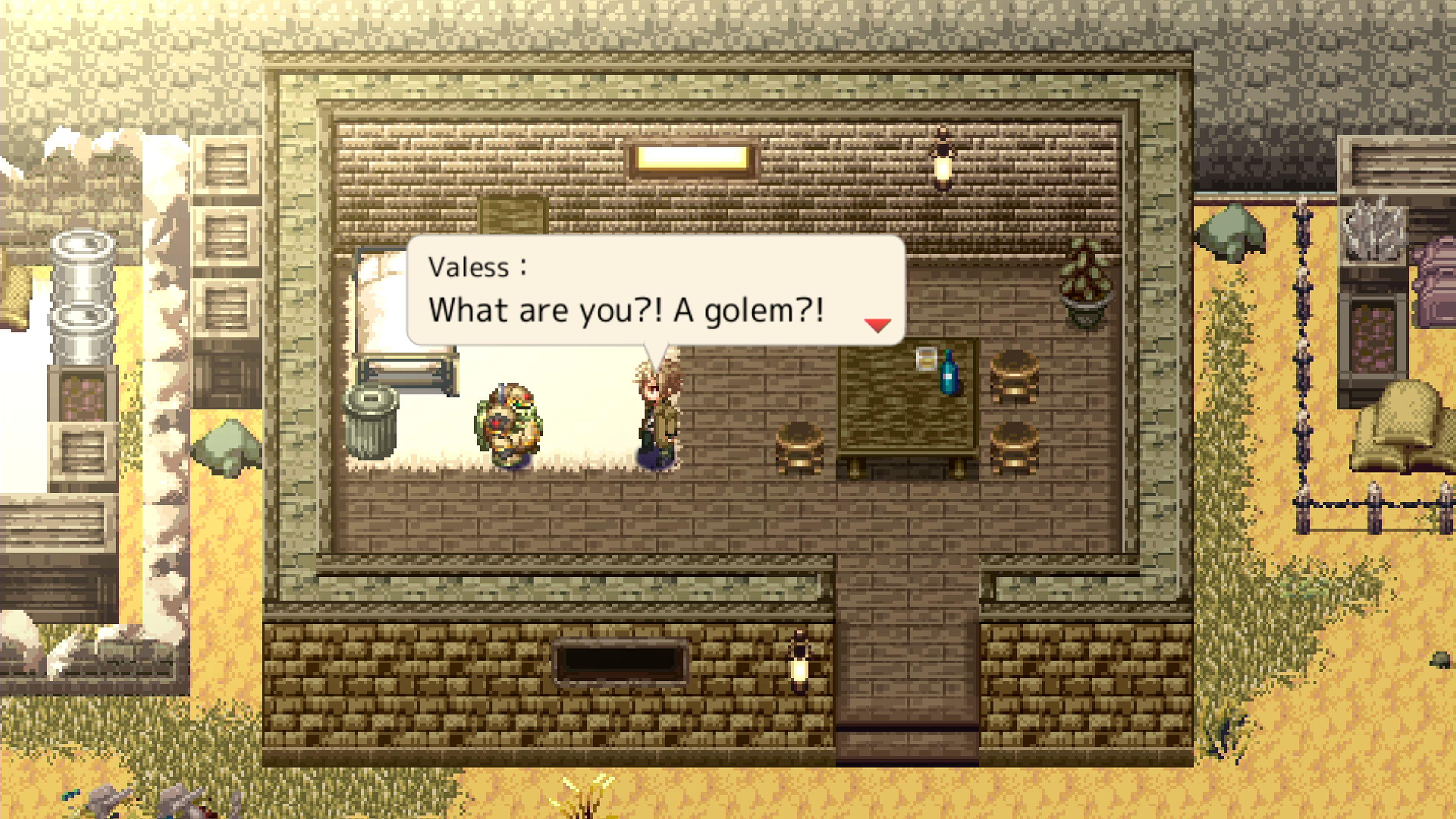 Скриншот №10 к Armed Emeth