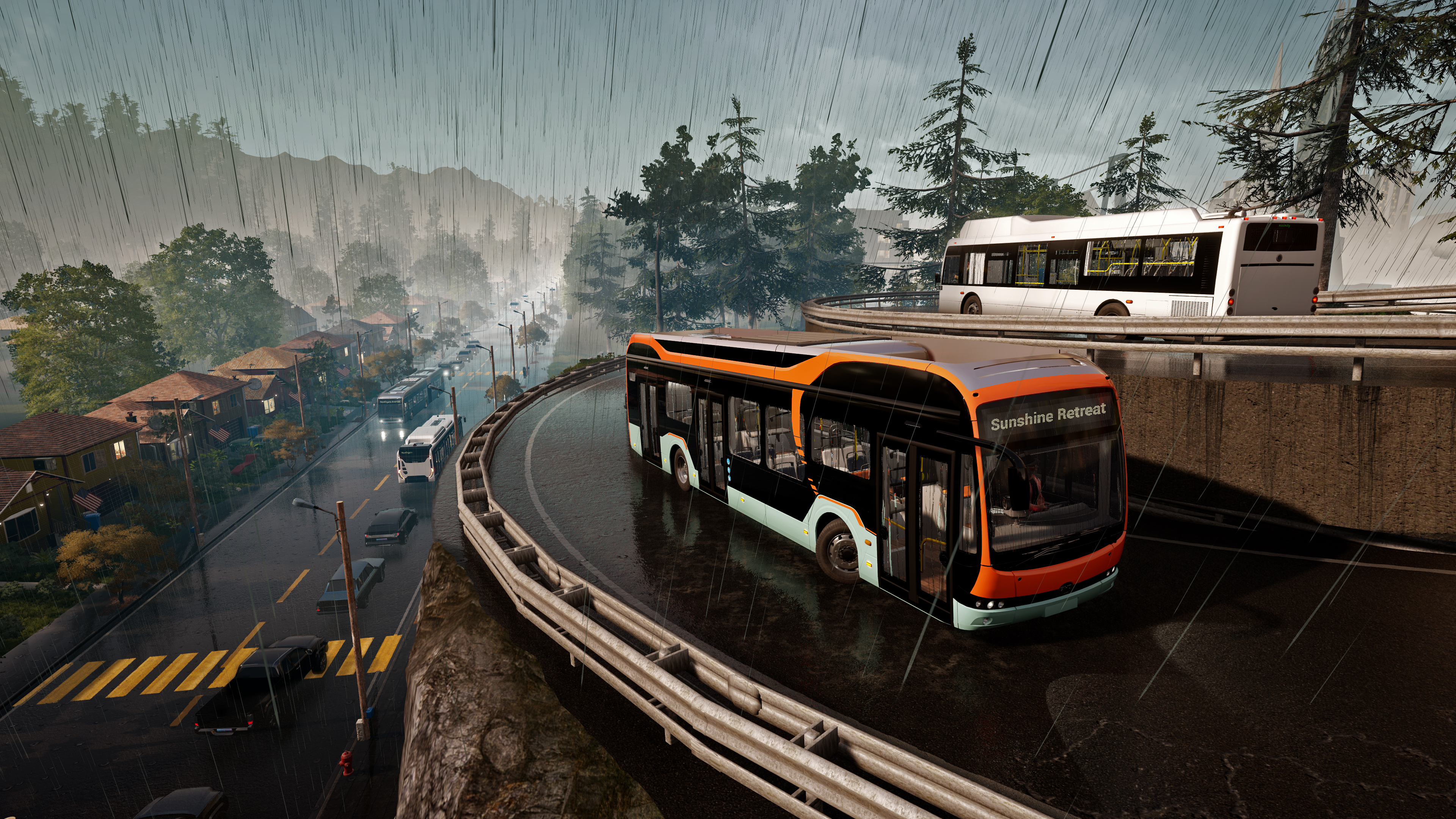 Скриншот №3 к Bus Simulator 21