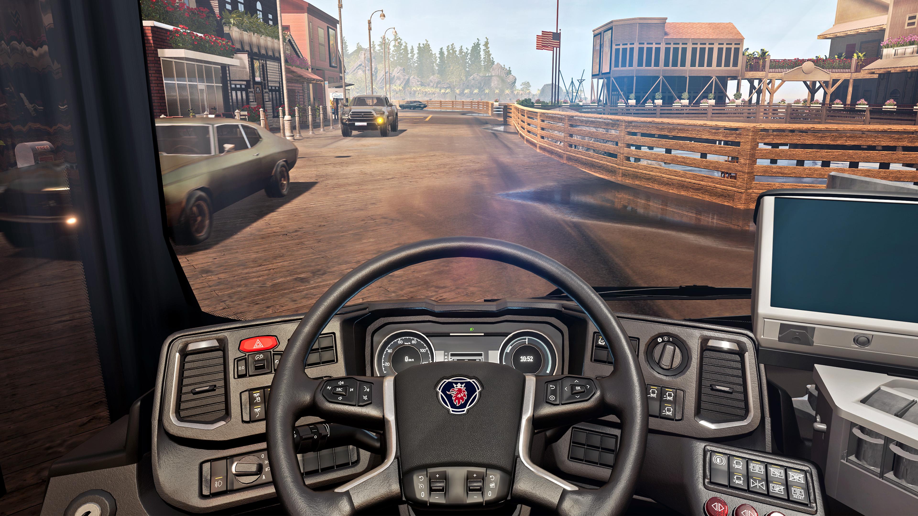 Скриншот №10 к Bus Simulator 21