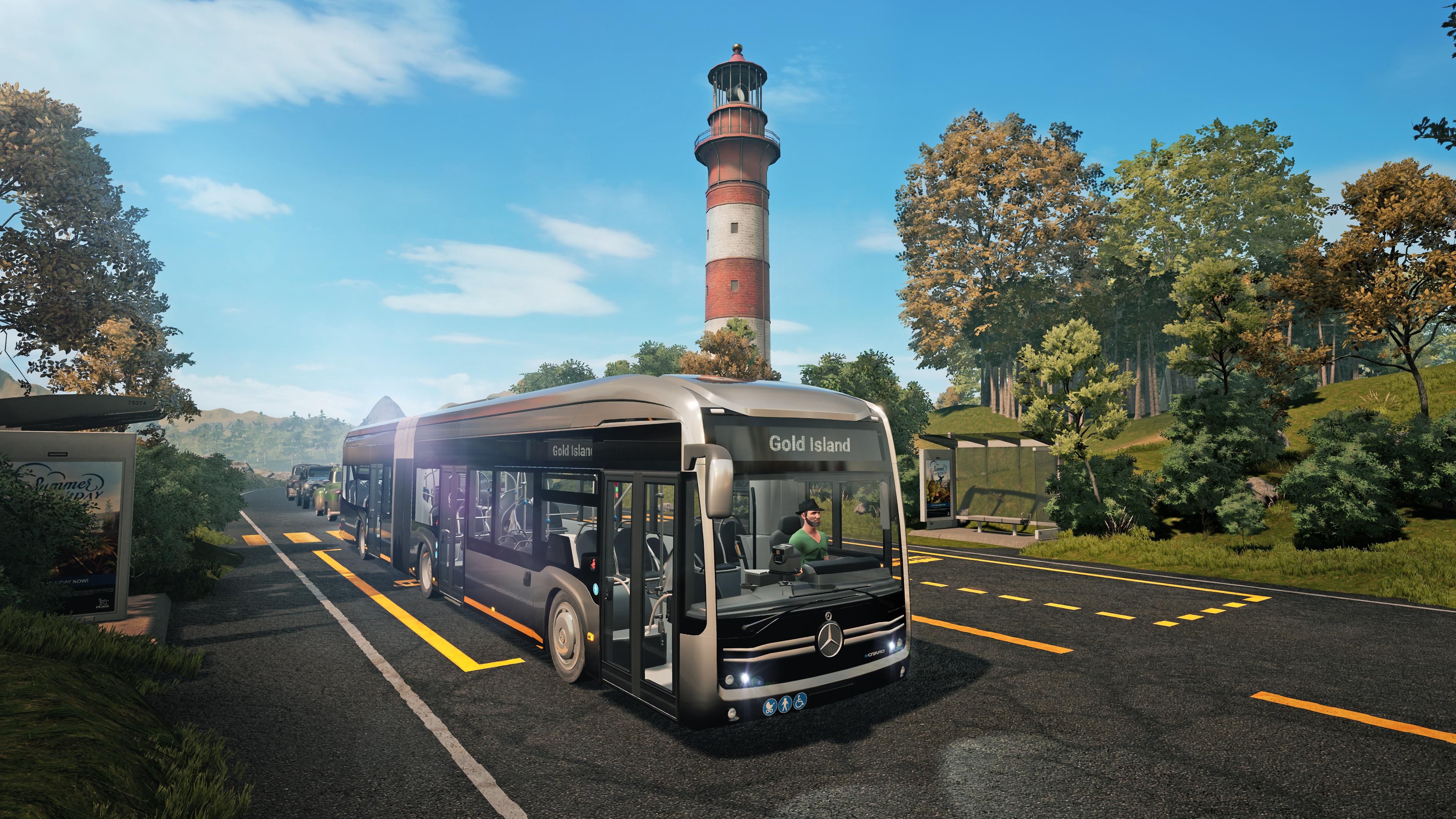 Скриншот №6 к Bus Simulator 21
