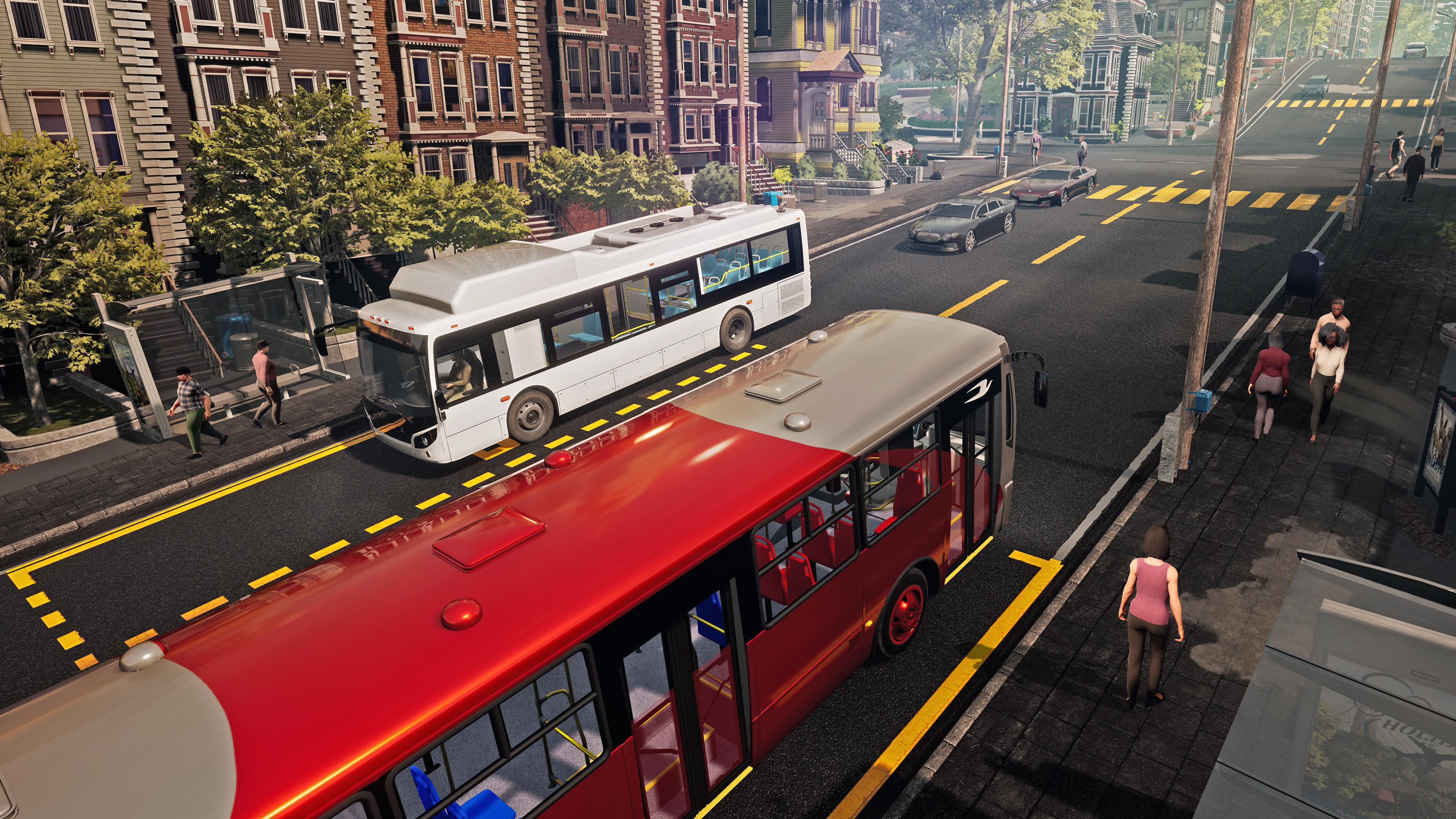 Скриншот №7 к Bus Simulator 21
