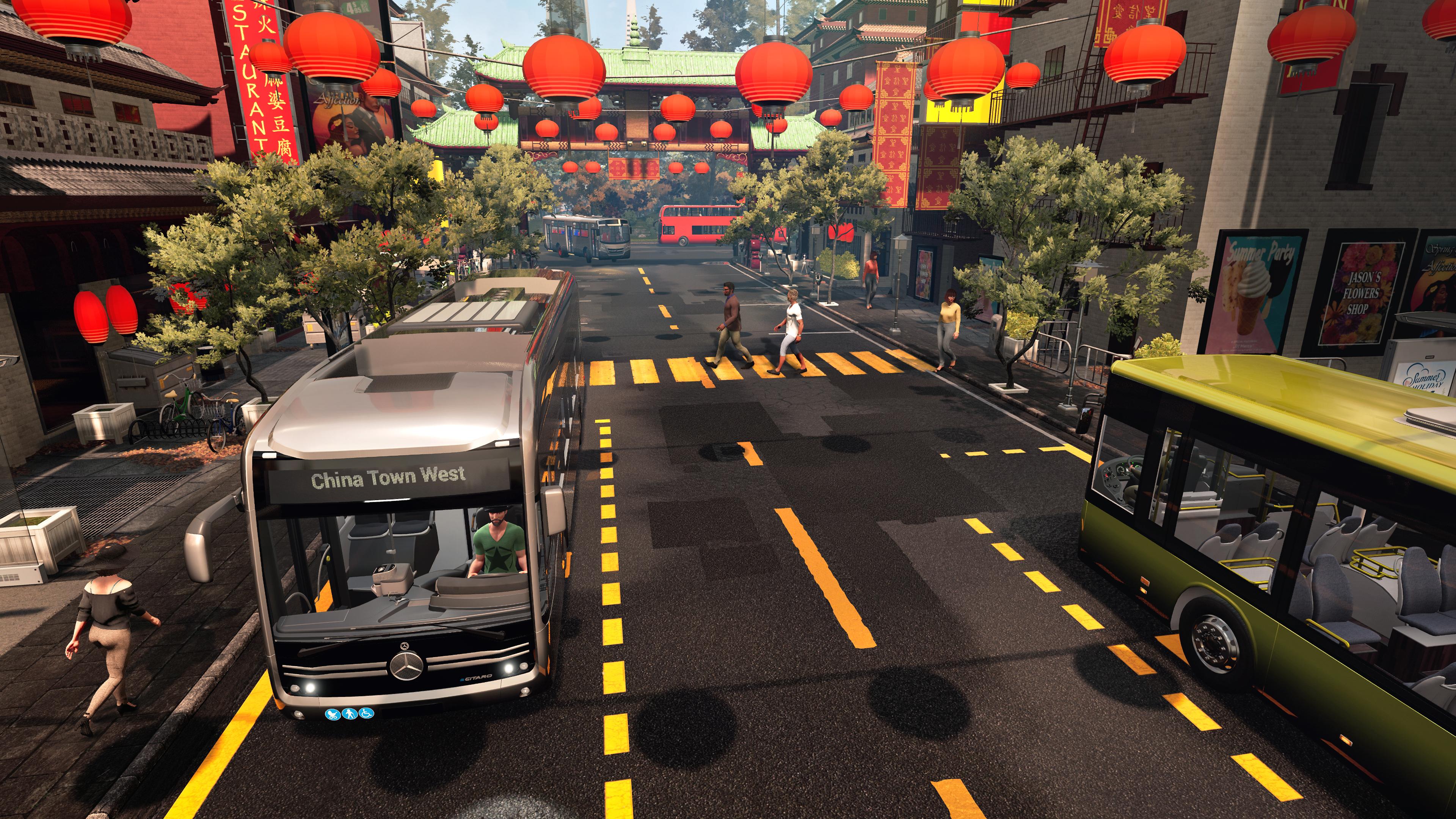 Скриншот №2 к Bus Simulator 21