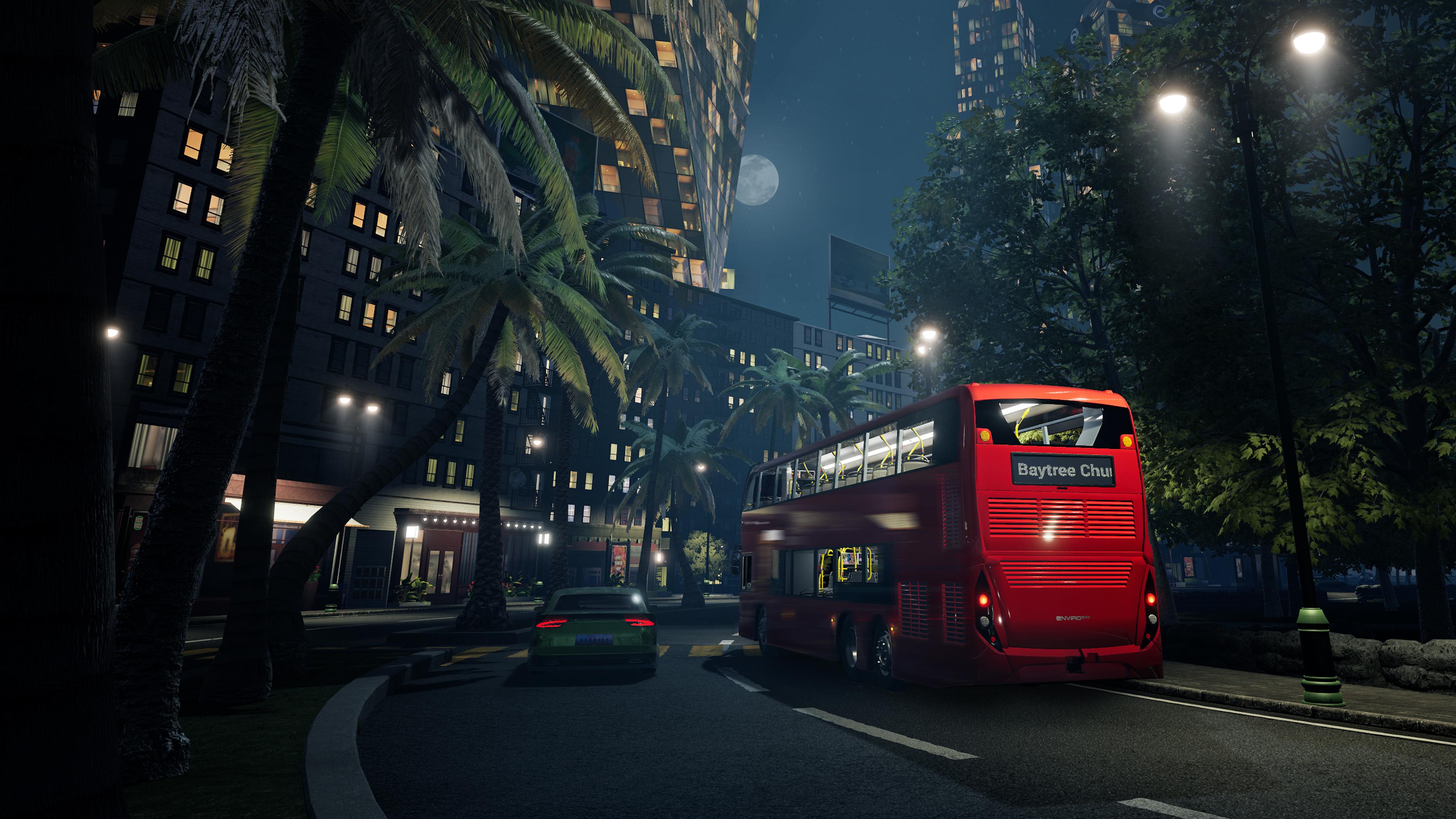 Скриншот №4 к Bus Simulator 21