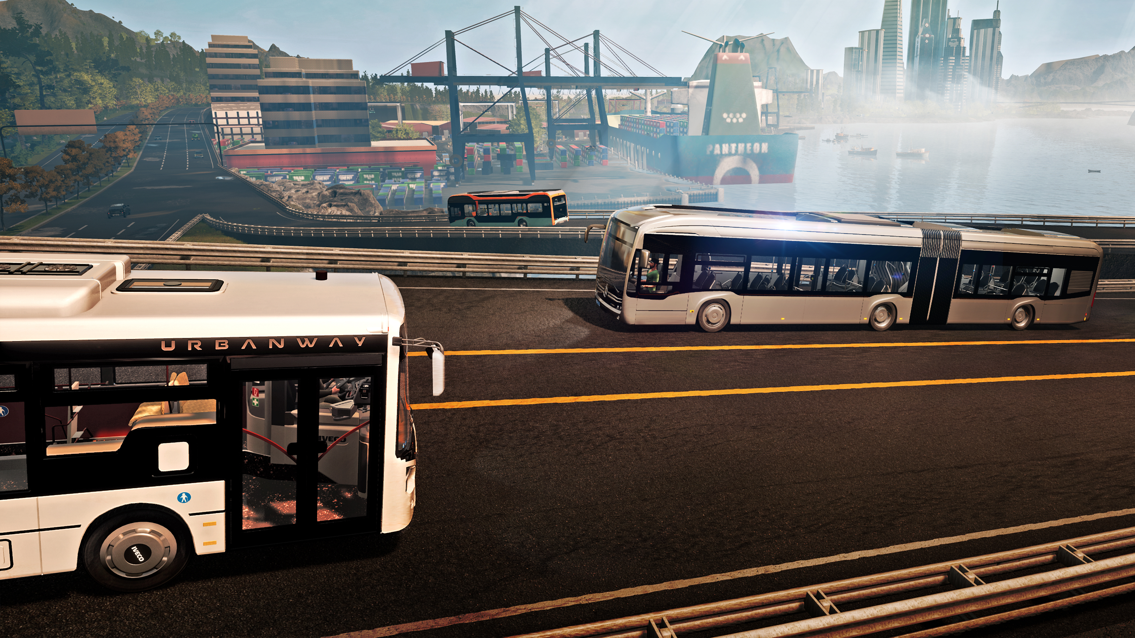 Скриншот №5 к Bus Simulator 21