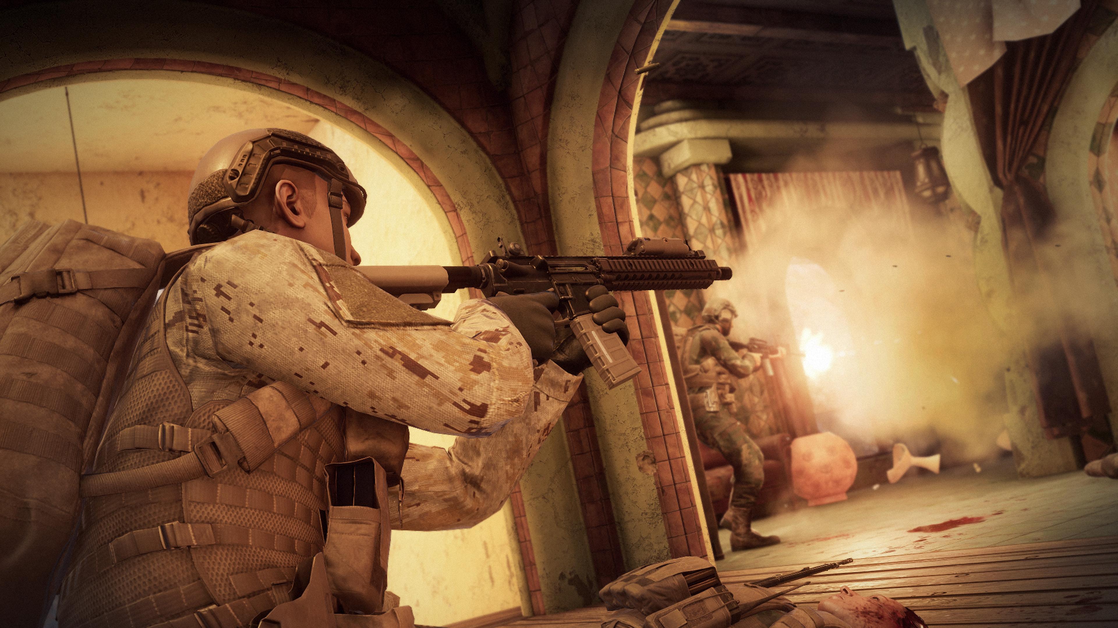 Скриншот №2 к Insurgency Sandstorm