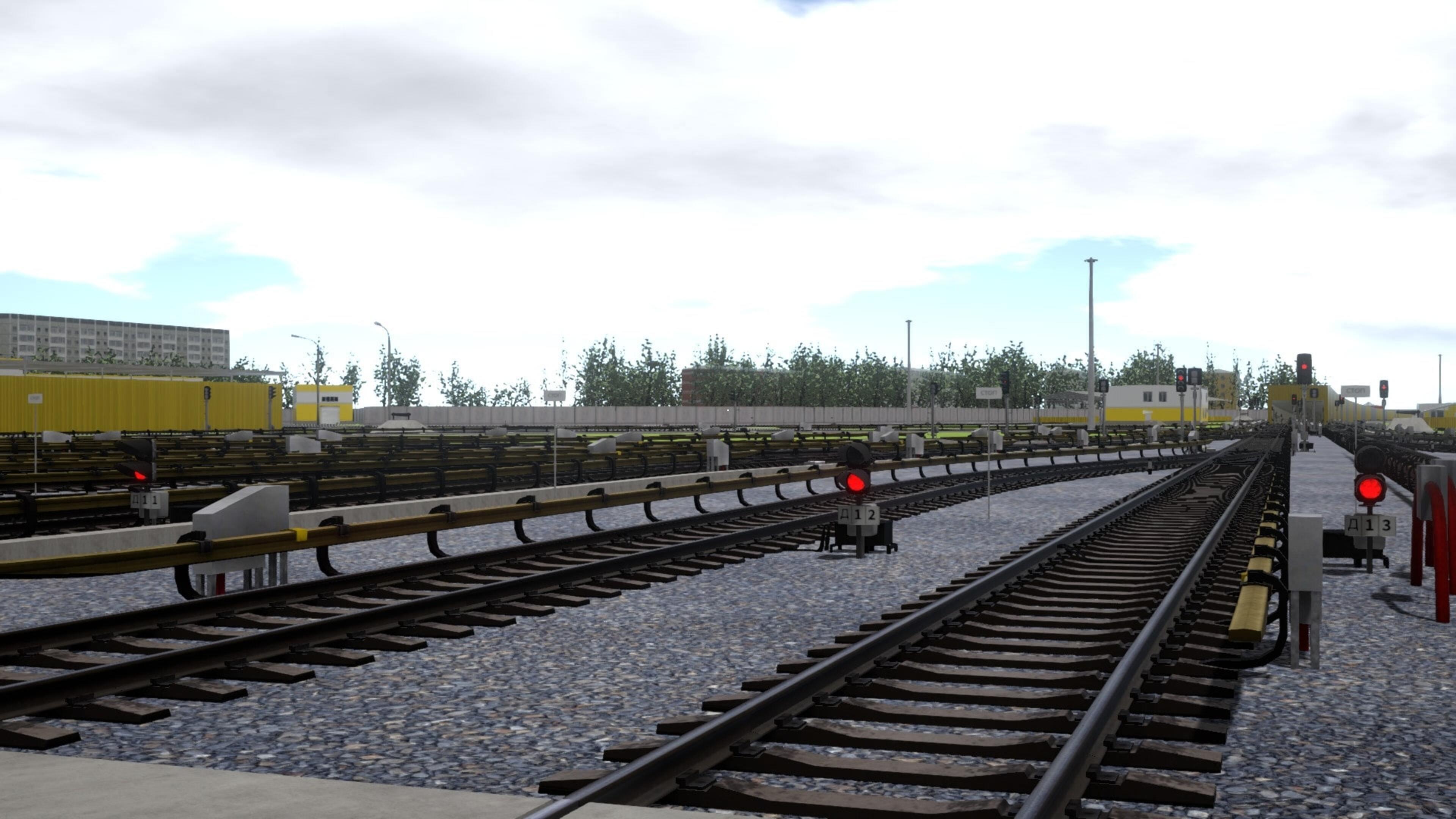 Скриншот №2 к Metro Simulator