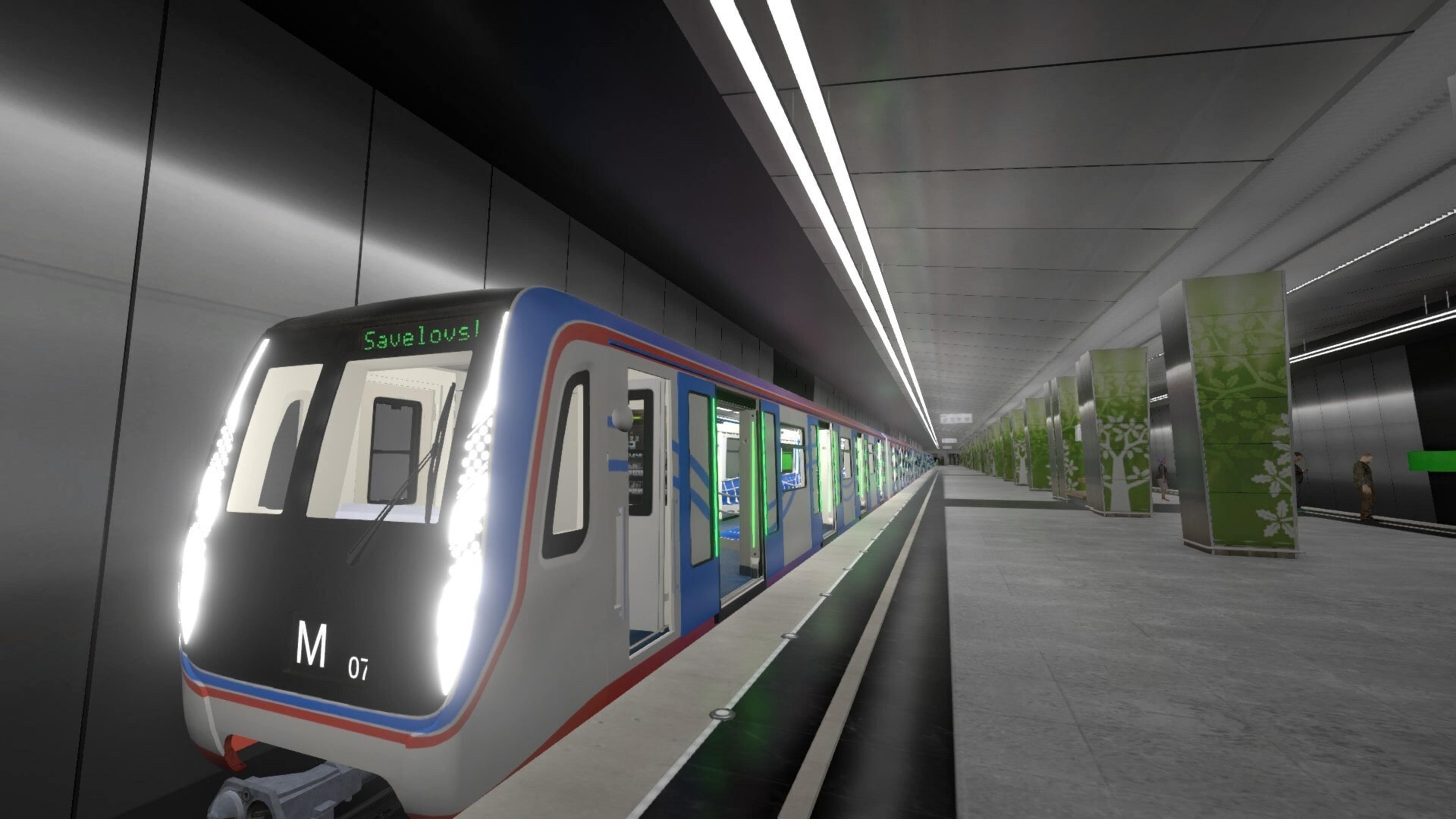 Скриншот №6 к Metro Simulator