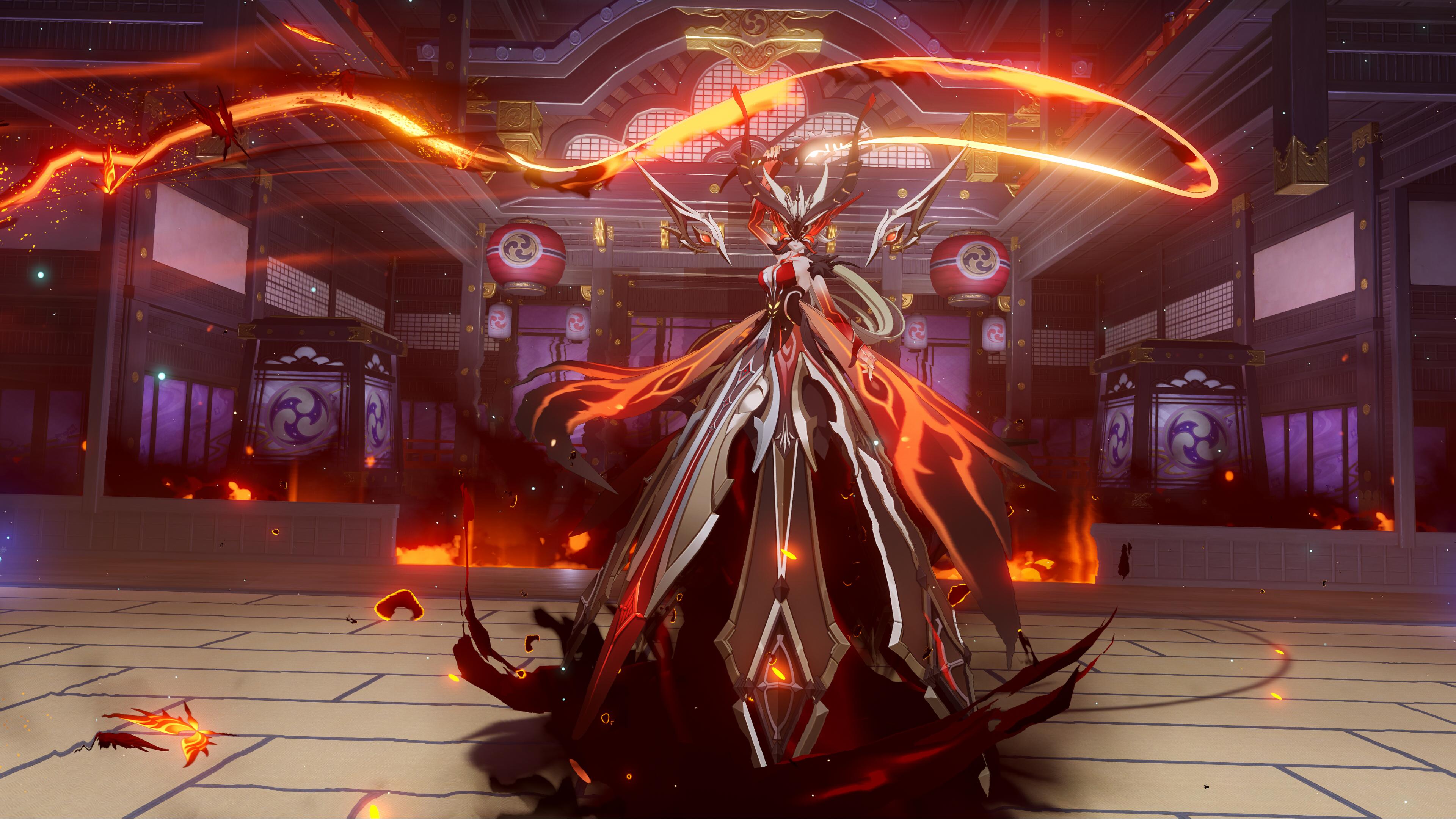 Скриншот №8 к Genshin Impact