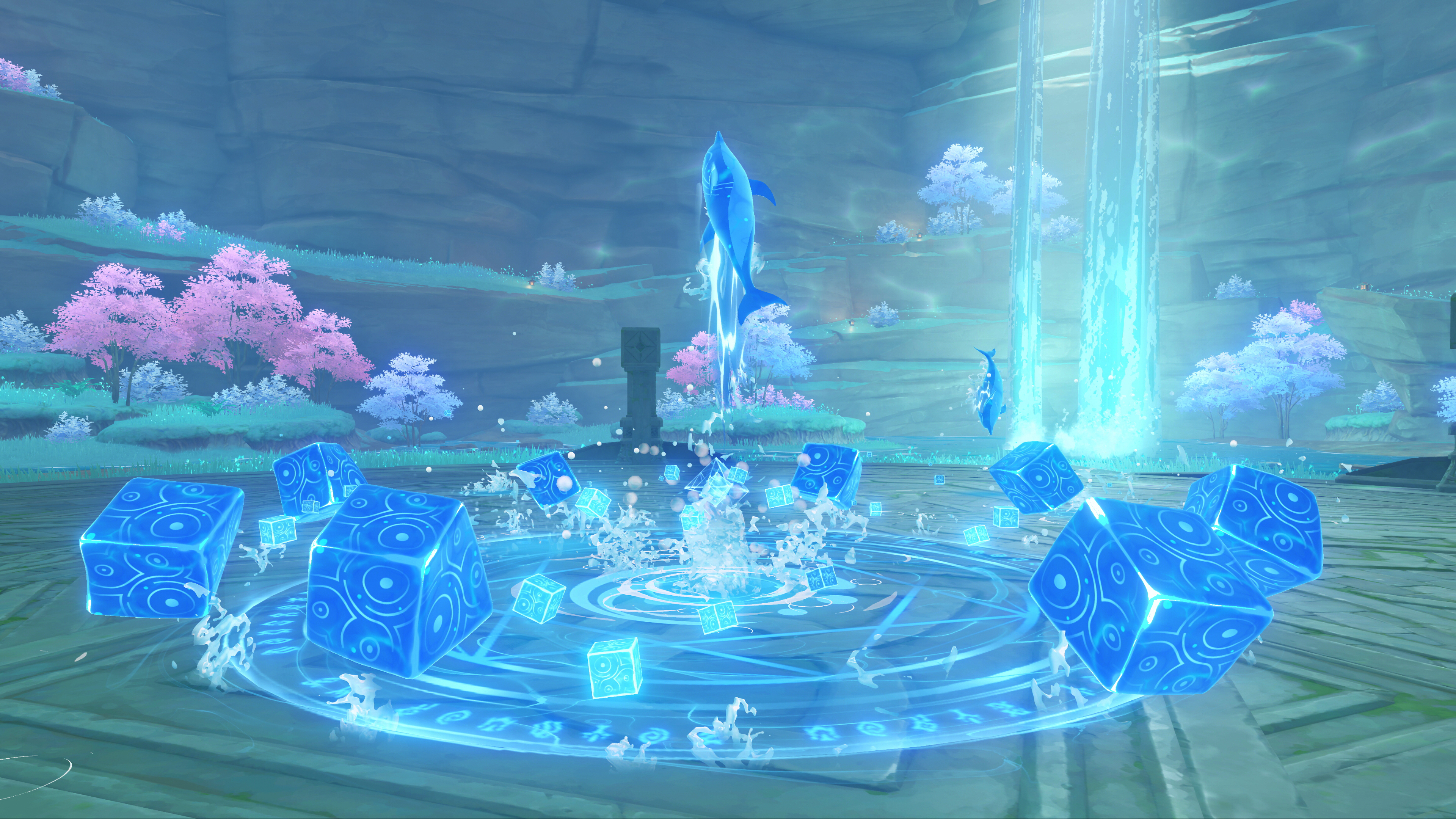 Скриншот №6 к Genshin Impact
