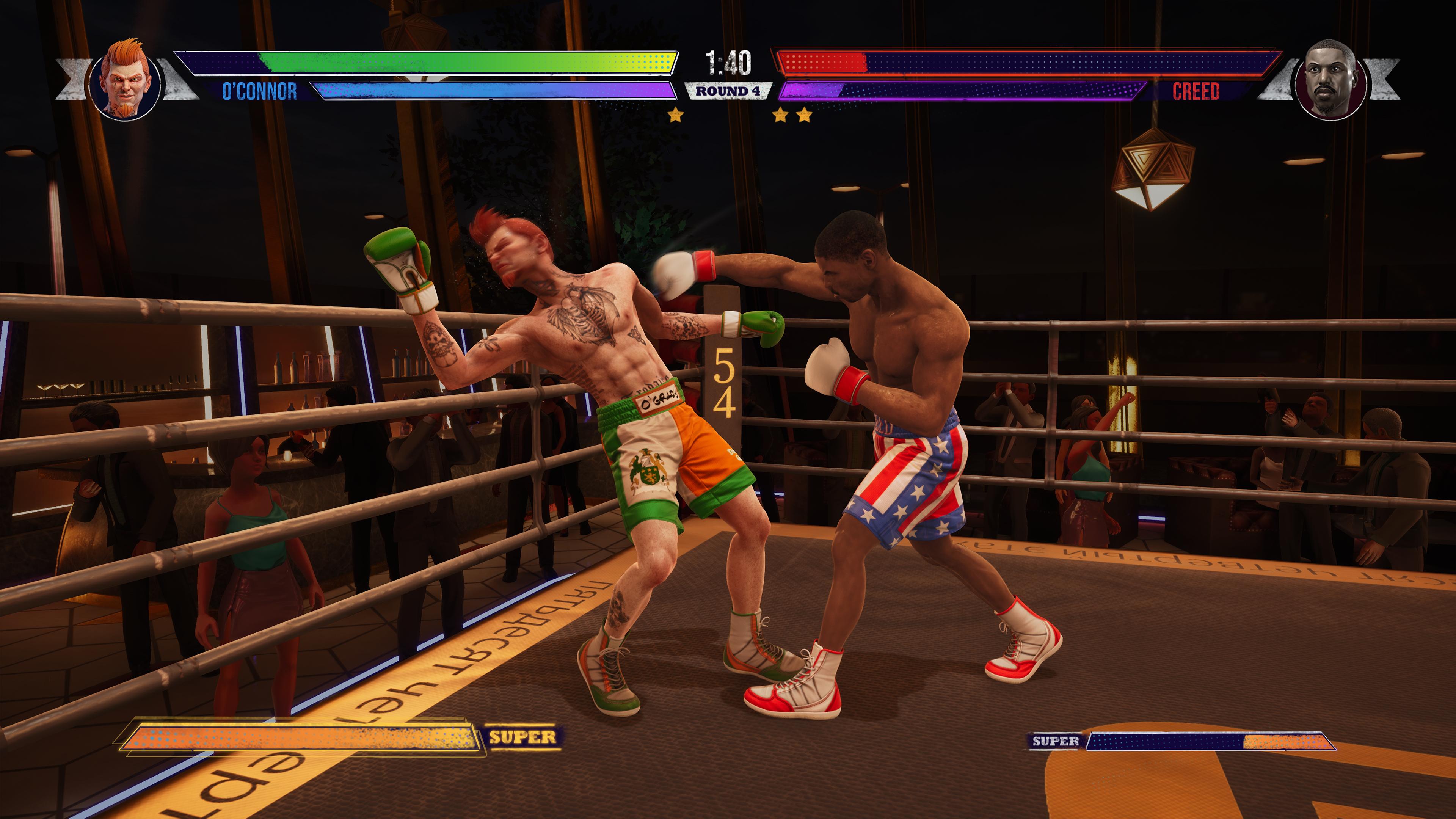 Скриншот №8 к Big Rumble Boxing Creed Champions