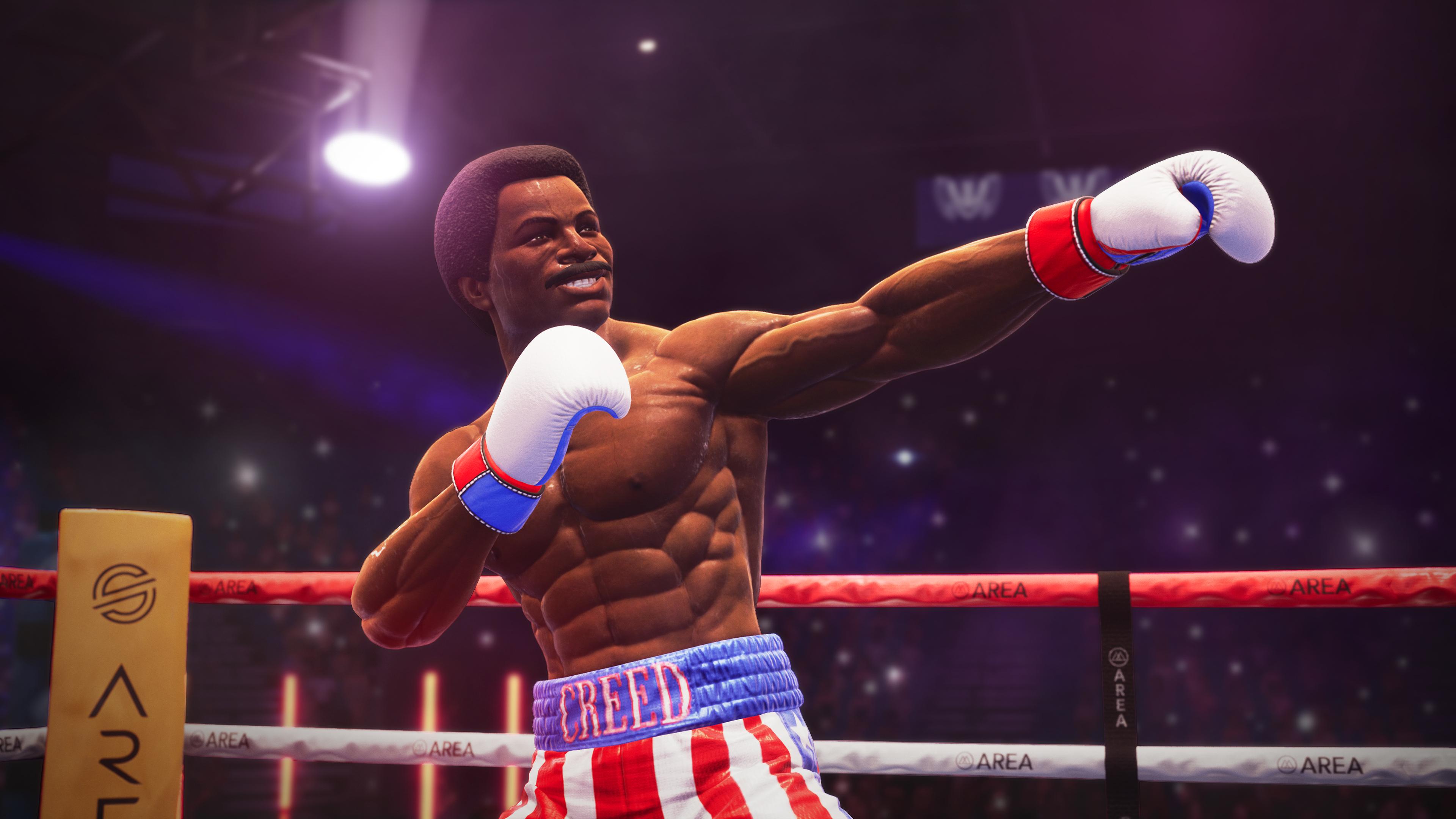 Скриншот №5 к Big Rumble Boxing Creed Champions