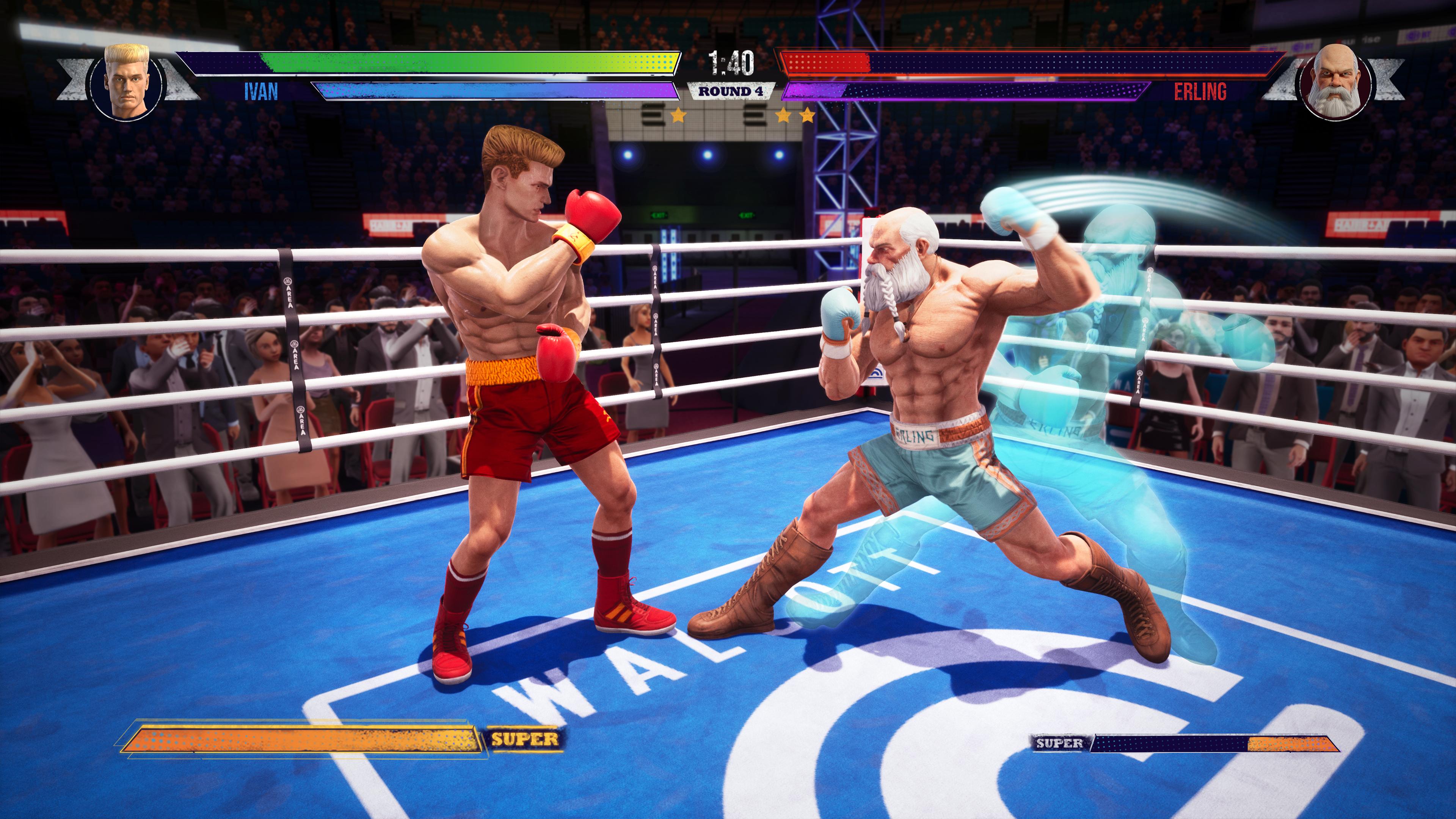 Скриншот №7 к Big Rumble Boxing Creed Champions