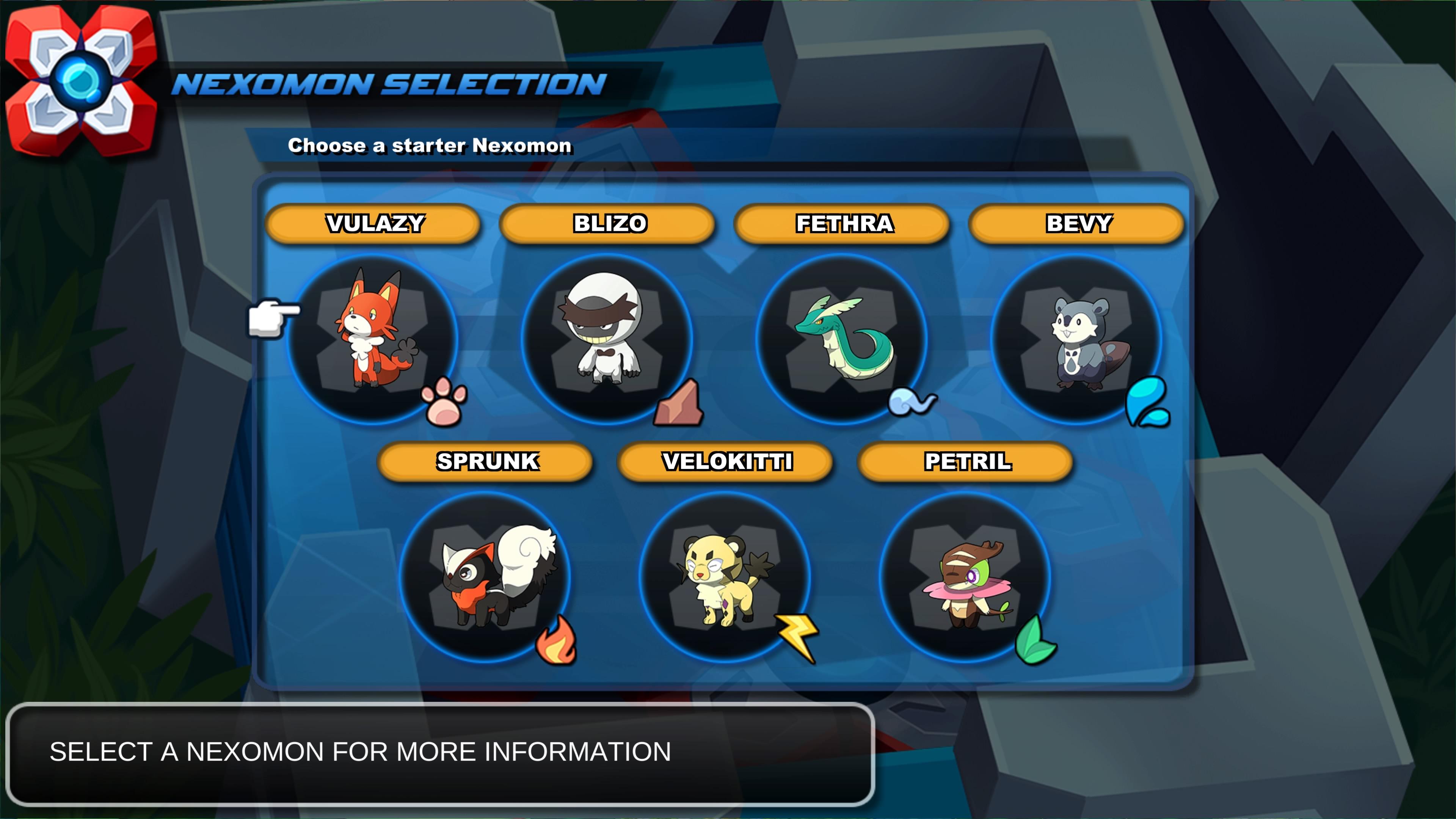 Скриншот №2 к Nexomon