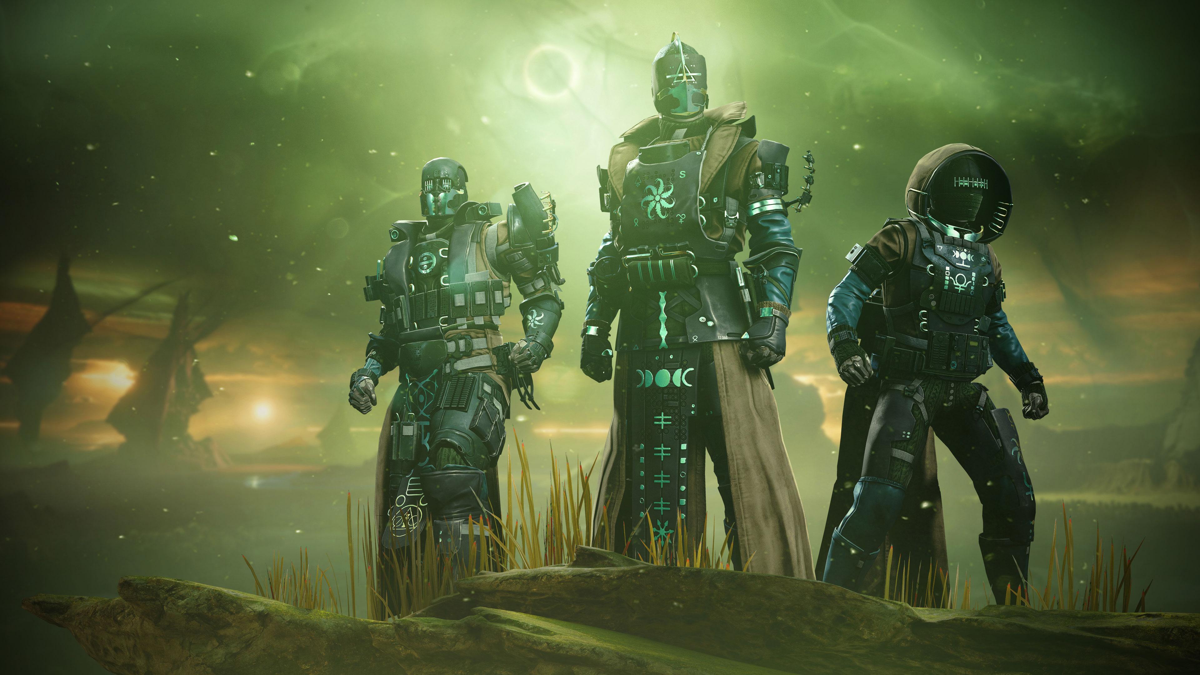 Скриншот №6 к Deluxe-издание Destiny2 Королева-ведьма + набор к 30-летию Bungie