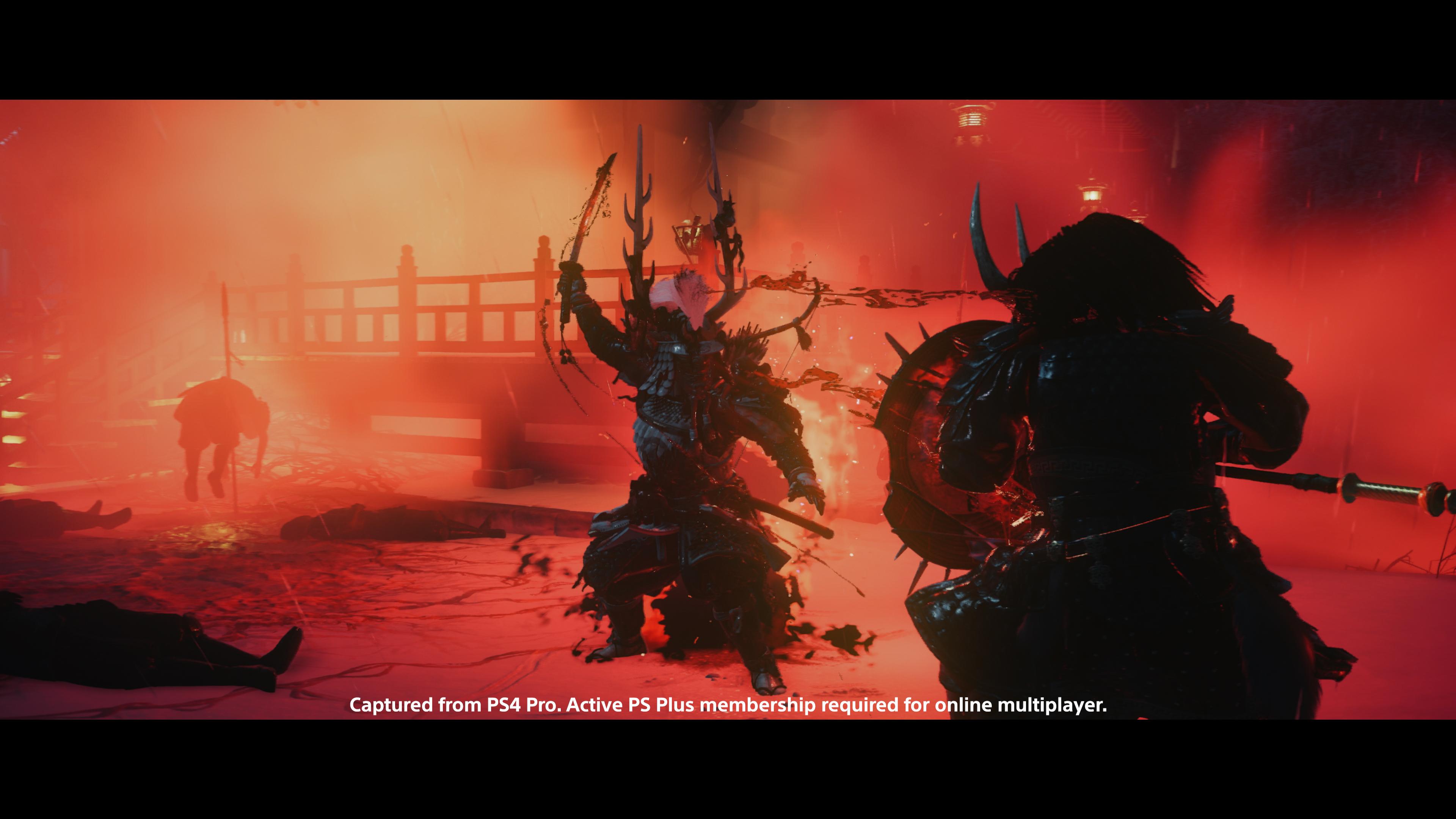 Скриншот №3 к Призрак Цусимы Легенды