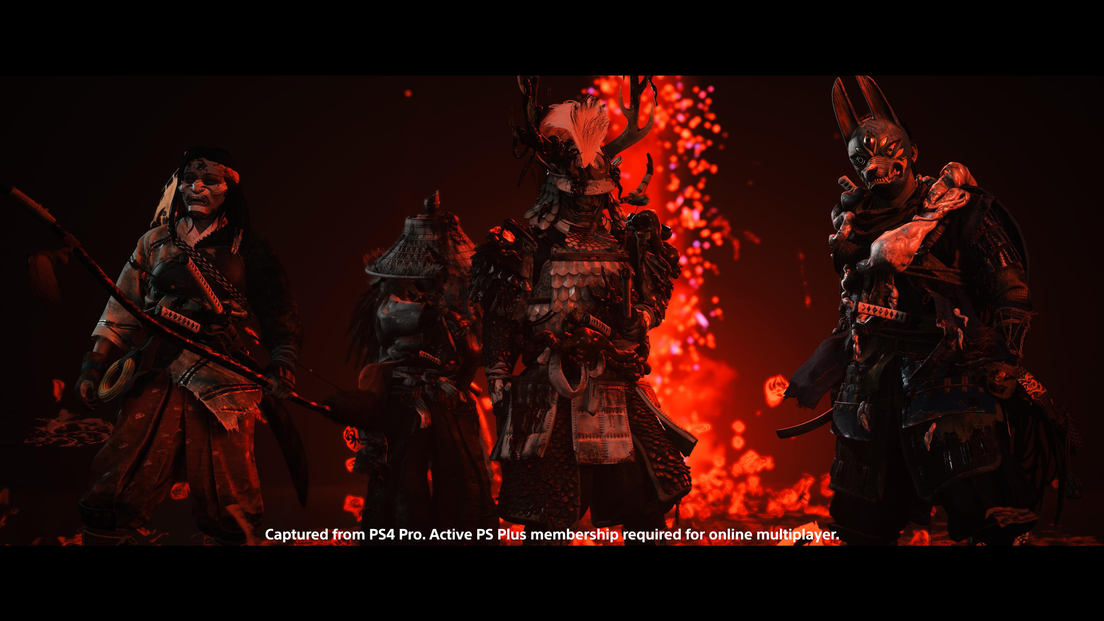 Скриншот №1 к Призрак Цусимы Легенды