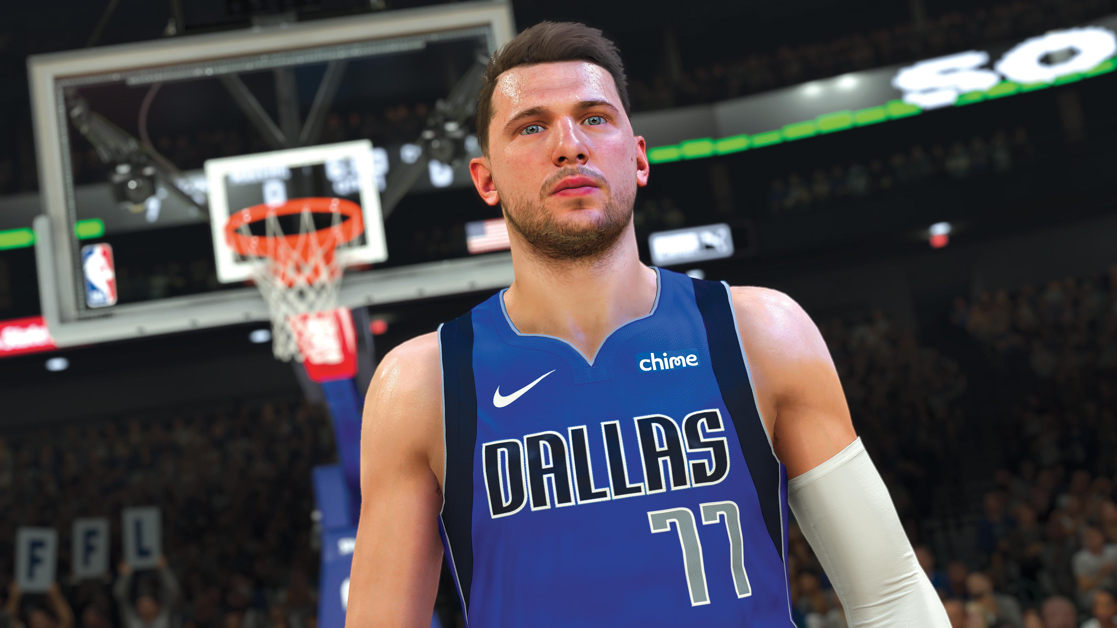 Скриншот №2 к Предзаказ NBA2K22