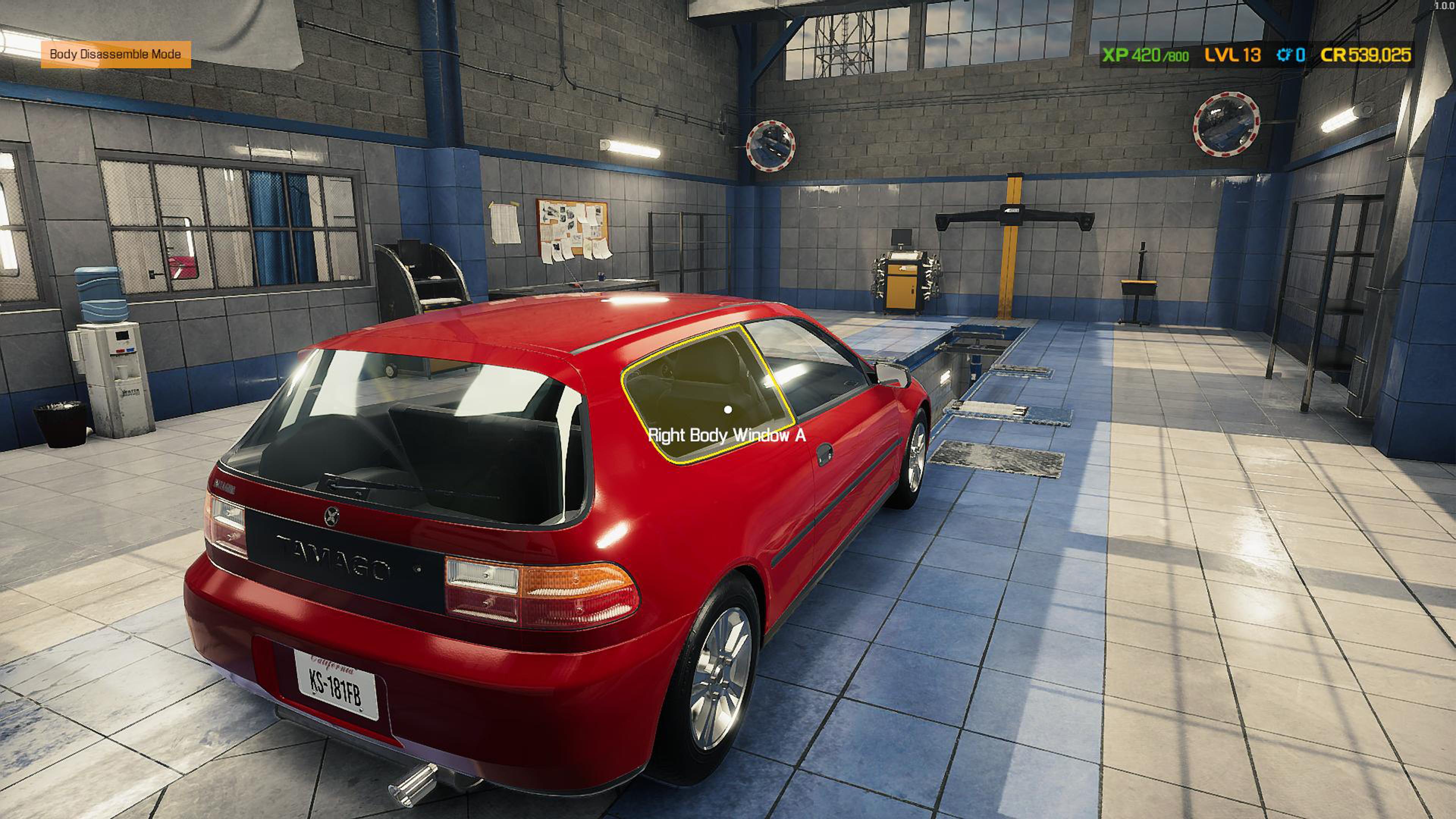 Скриншот №5 к Car Mechanic Simulator 2021
