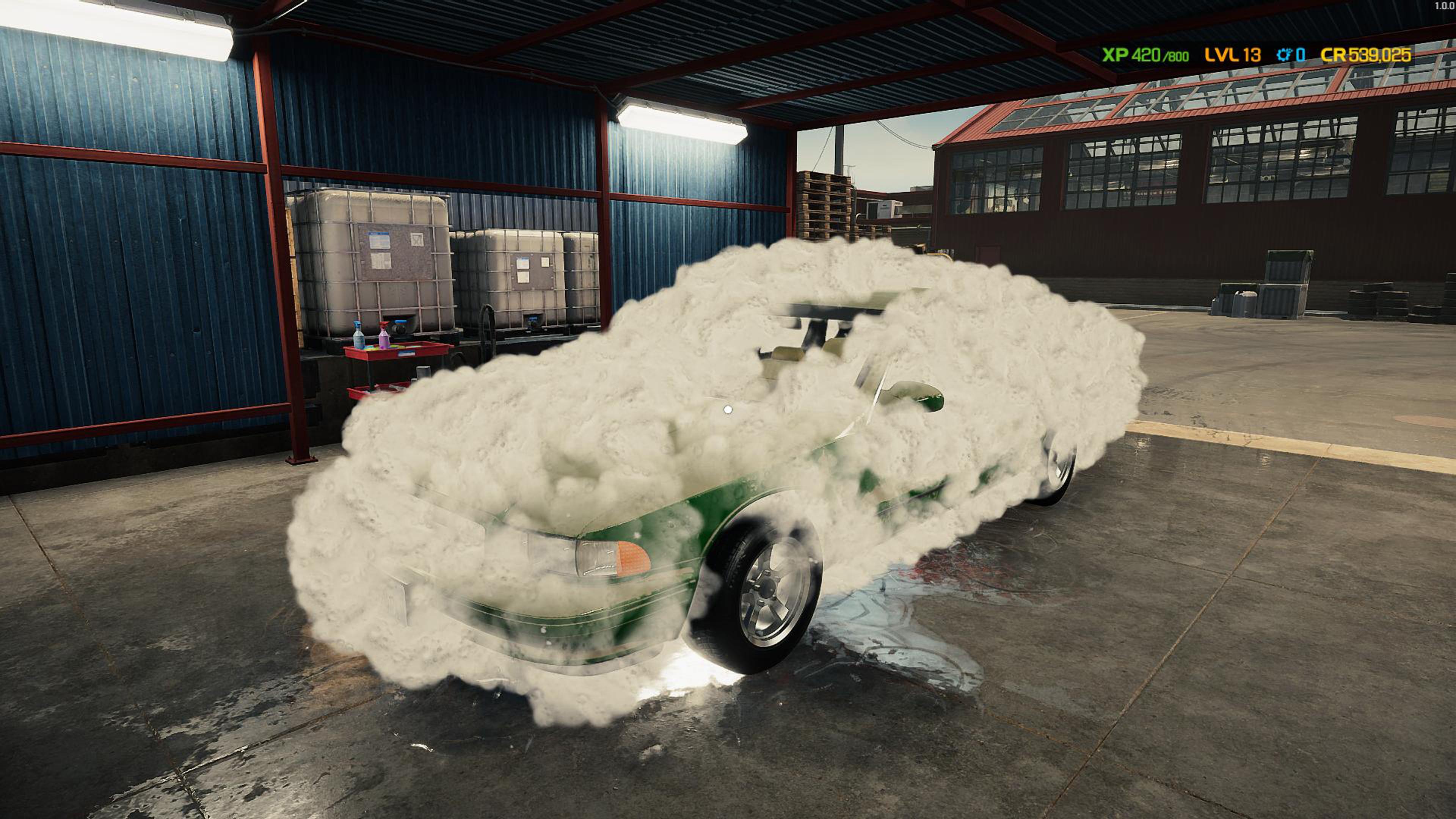 Скриншот №2 к Car Mechanic Simulator 2021