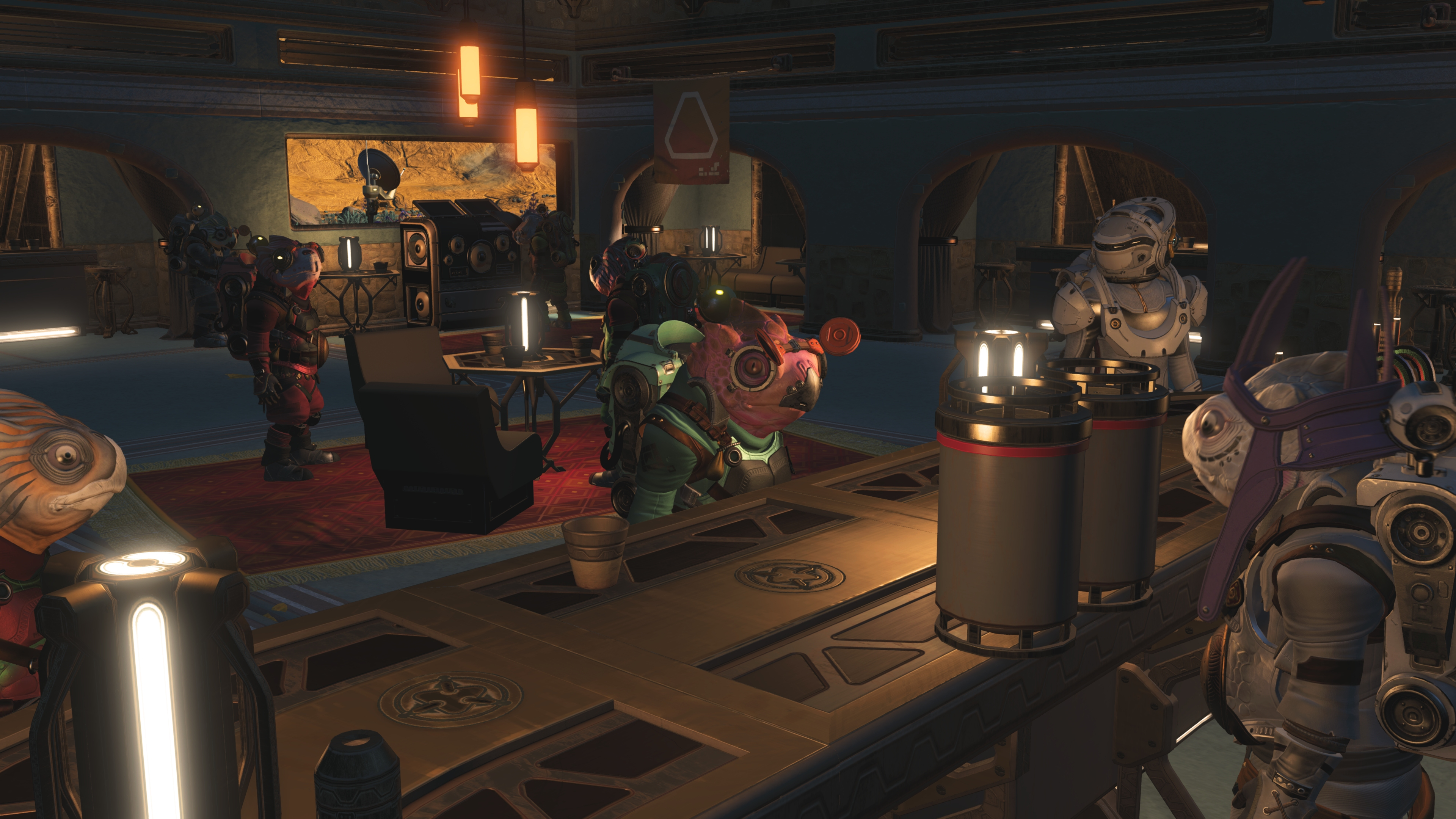 Скриншот №7 к No Mans Sky PS4 and PS5