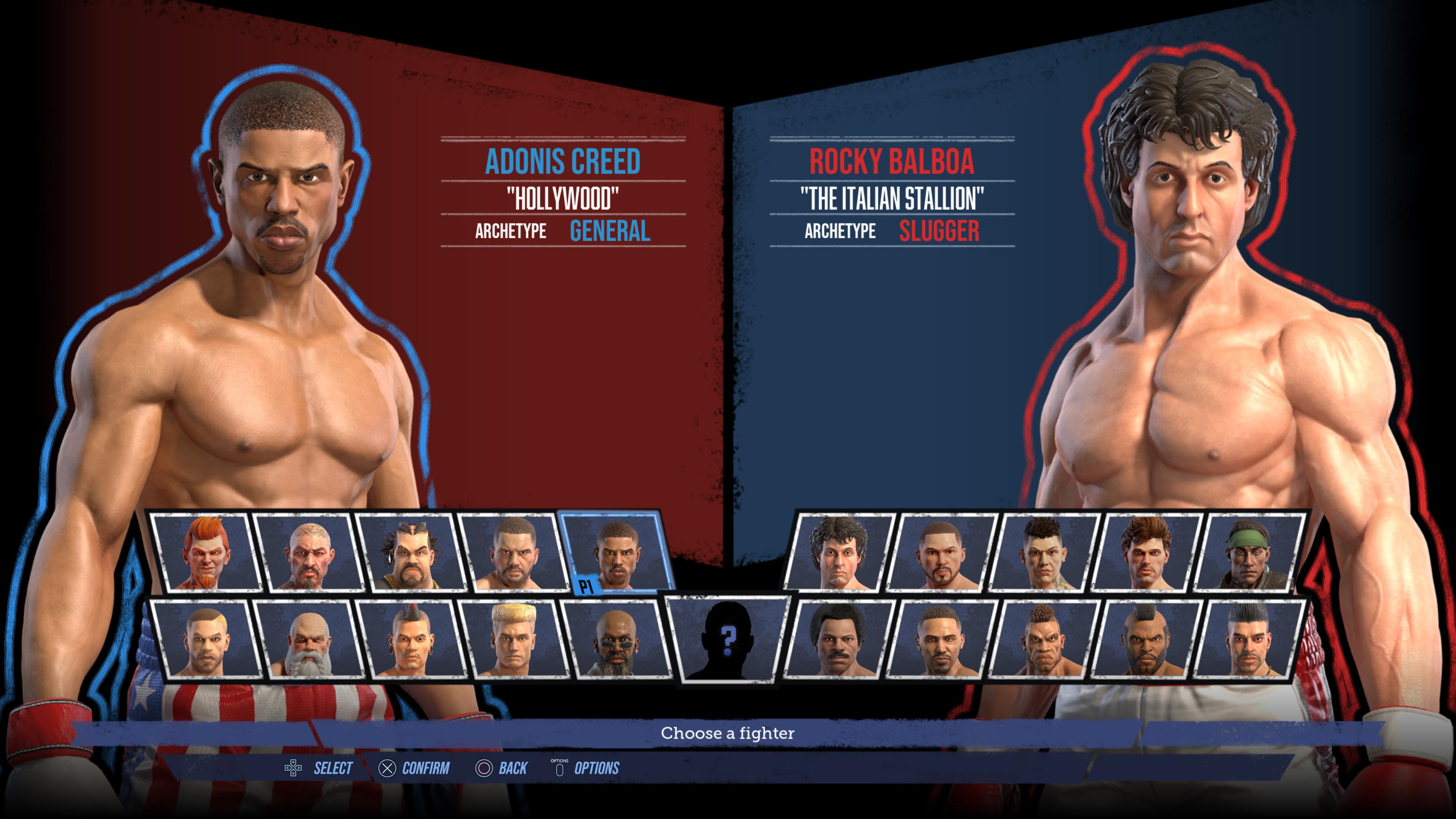Скриншот №10 к Big Rumble Boxing Creed Champions