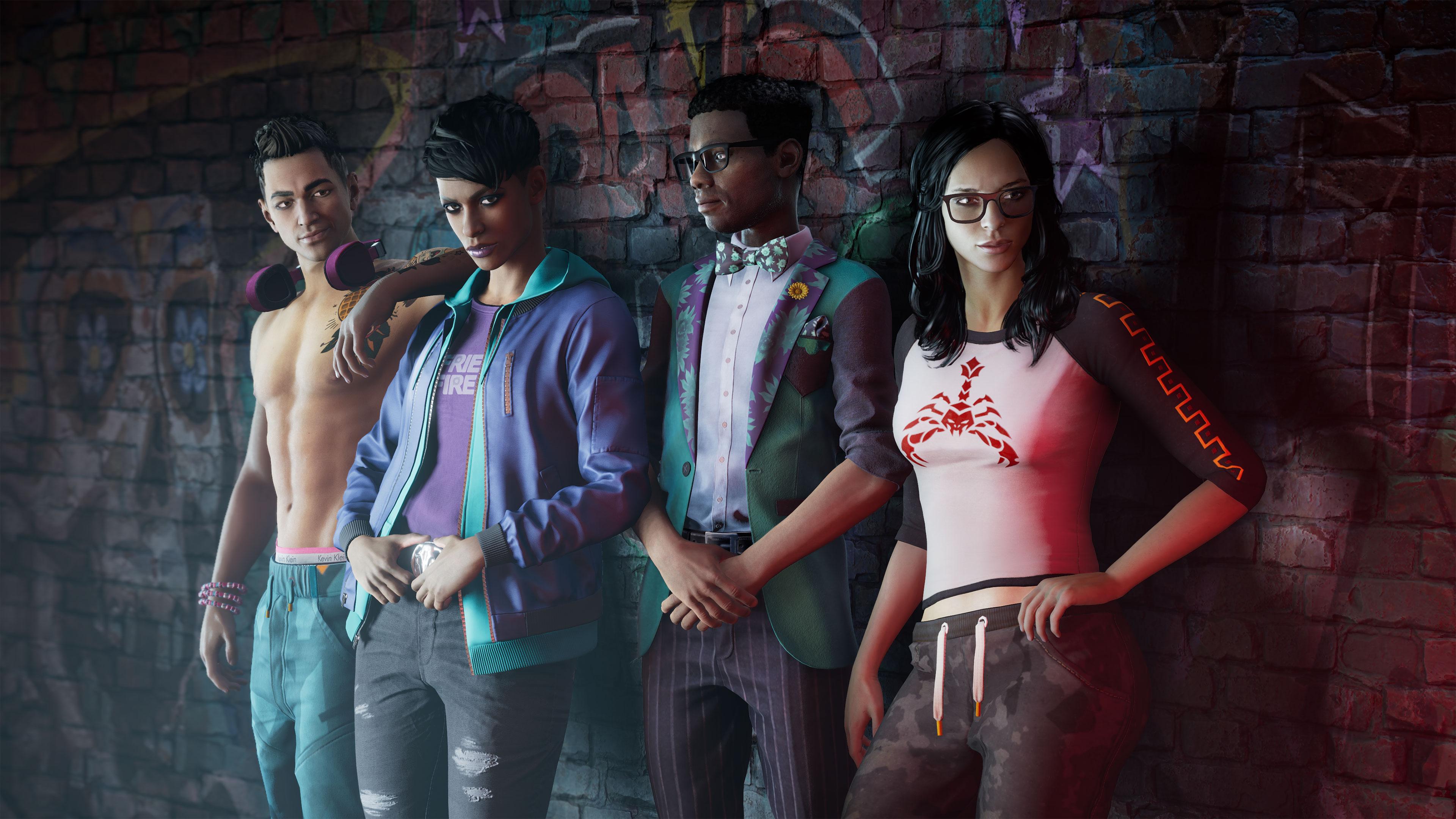 Скриншот №4 к Saints Row Platinum Edition PS4PS5