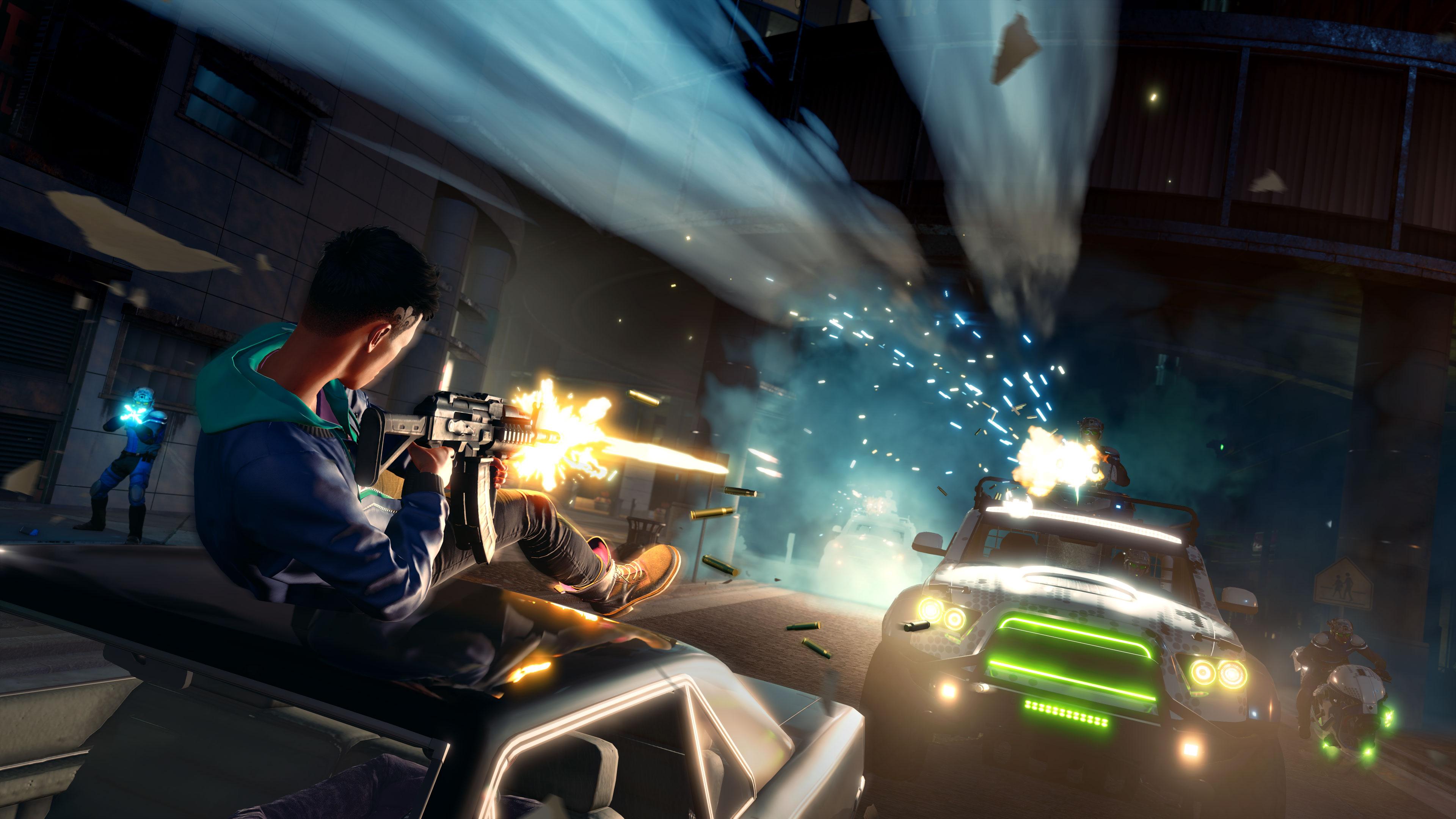 Скриншот №5 к Saints Row Platinum Edition PS4PS5